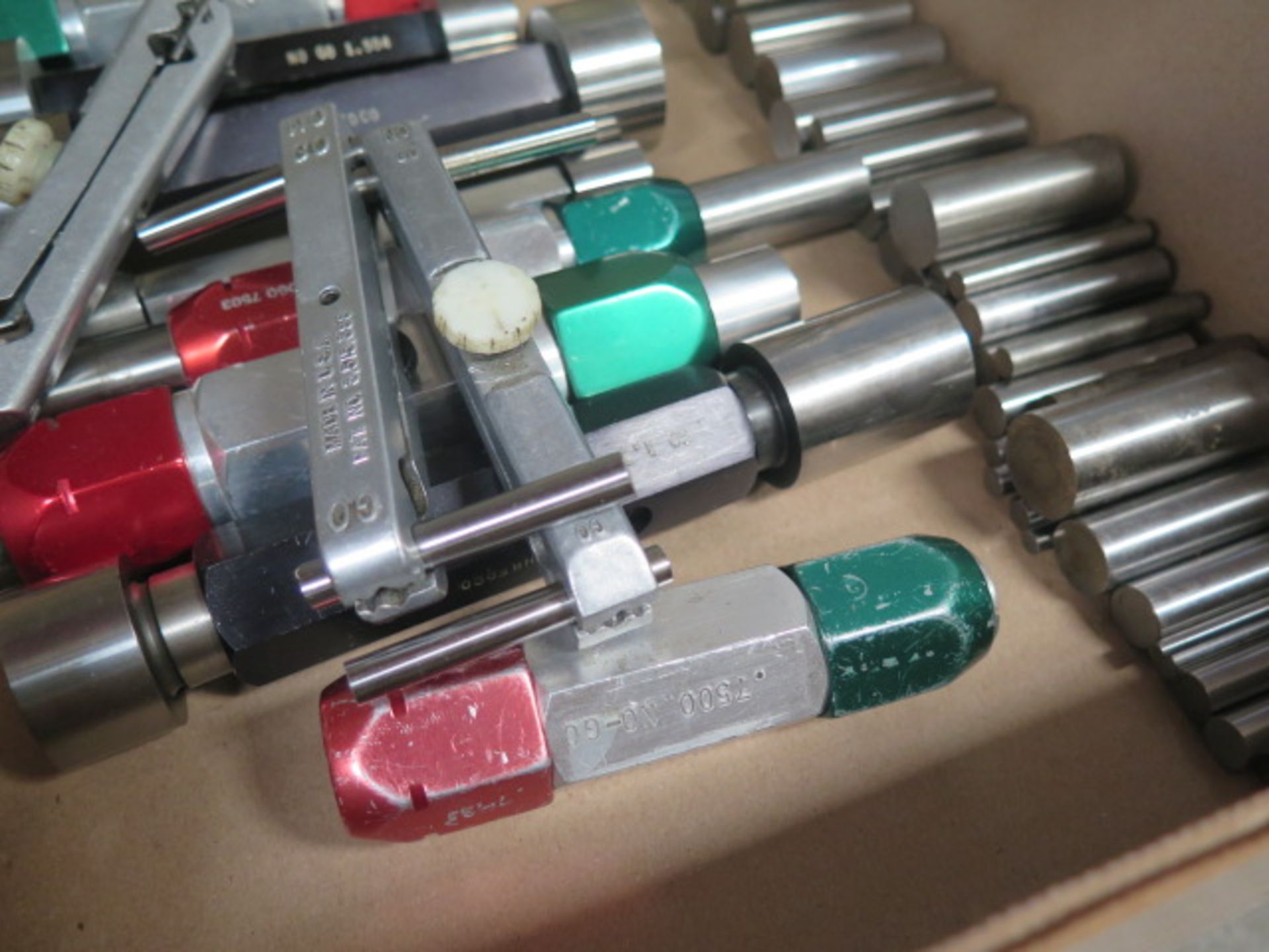 Deltronic Gage Pins and Handles (SOLD AS-IS - NO WARRANTY) - Image 6 of 6