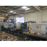 Laker-Craven-100 CNC Deep Hole Drilling Machine s/n 1241 w/ Fanuc Power MATE Controls, SOLD AS IS