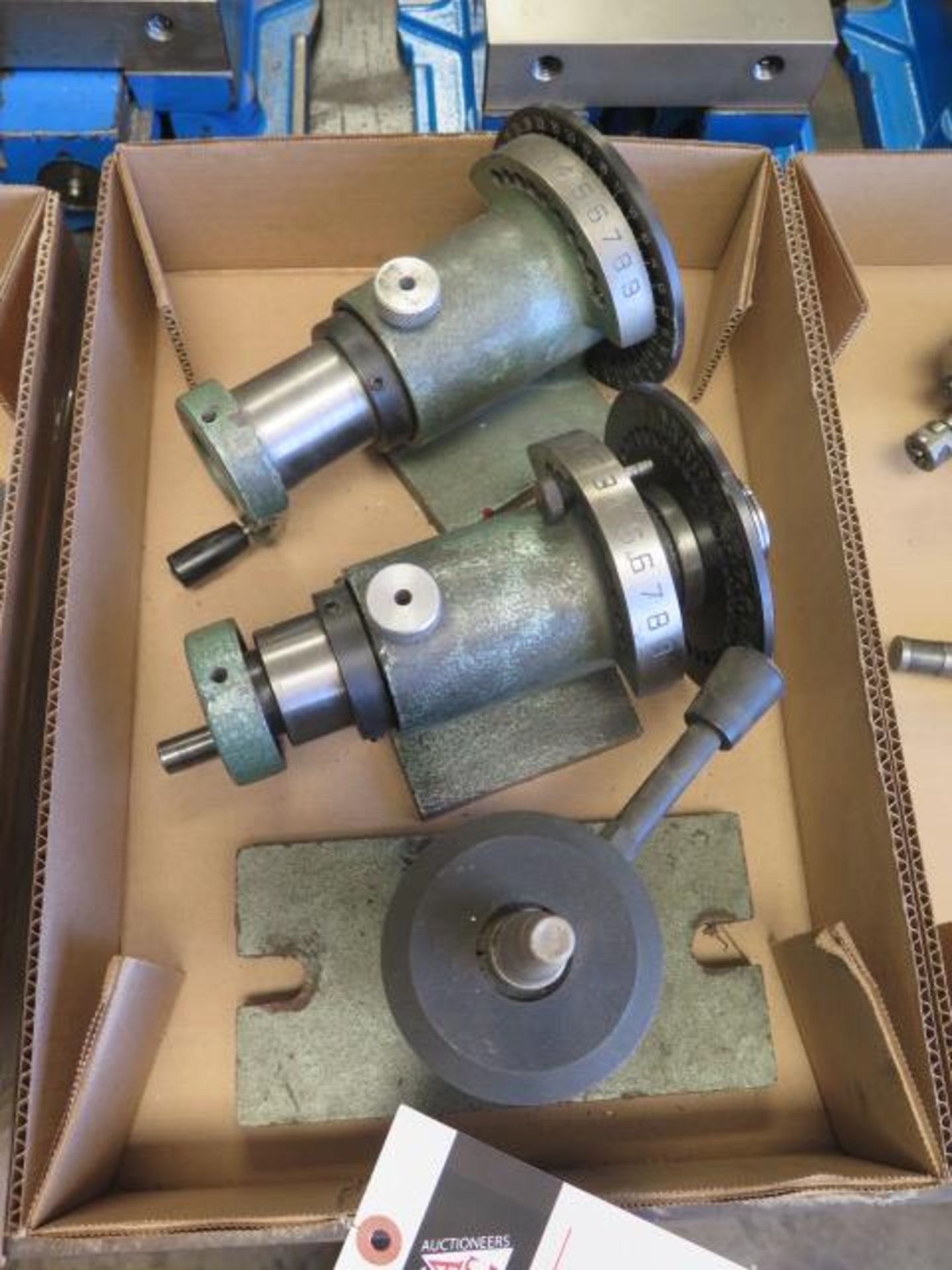5C Spin Fixture and 5C Collet Closer (SOLD AS-IS - NO WARRANTY) - Image 2 of 5