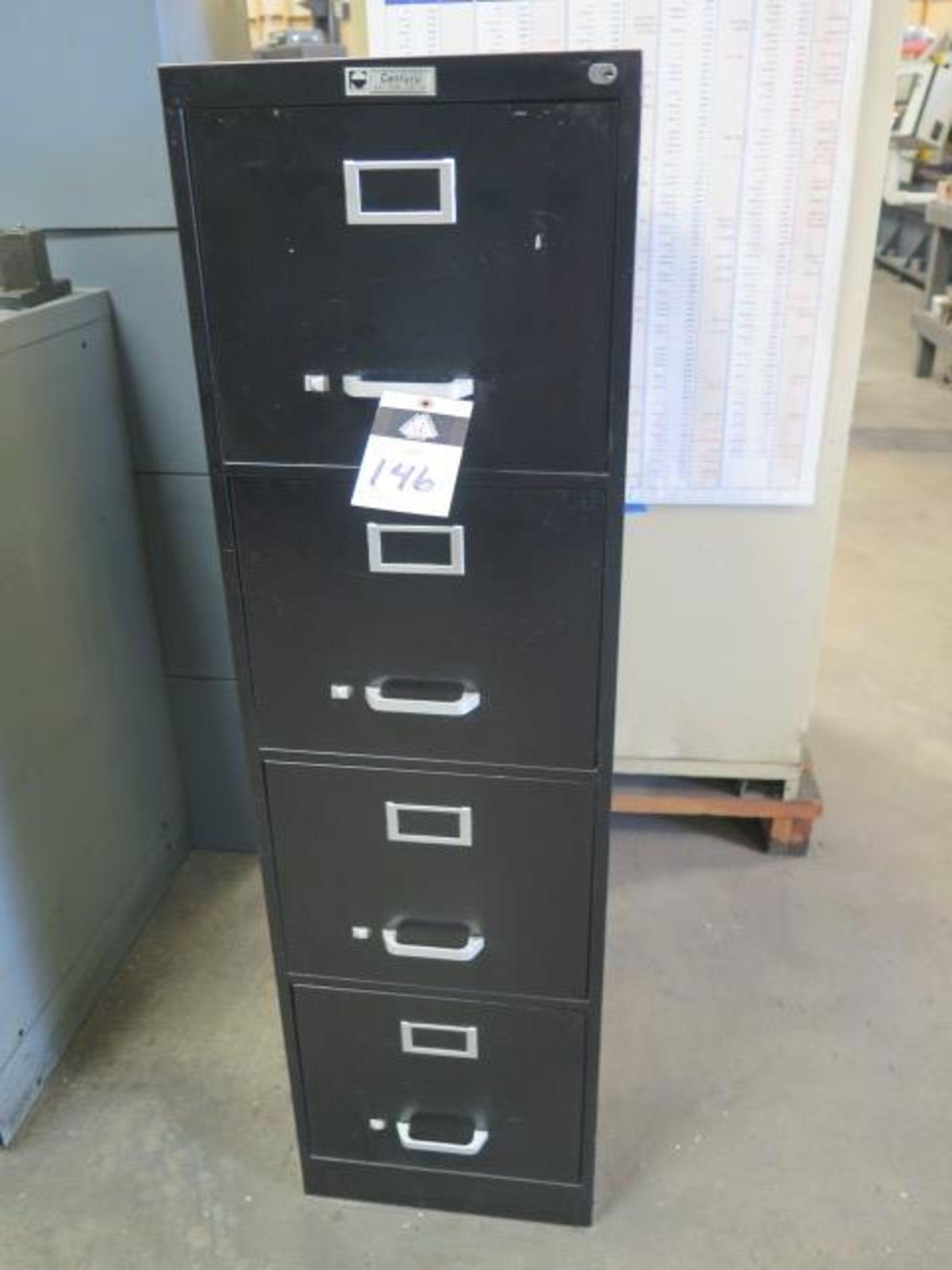 File Cabinet w/ Reamers (SOLD AS-IS - NO WARRANTY)