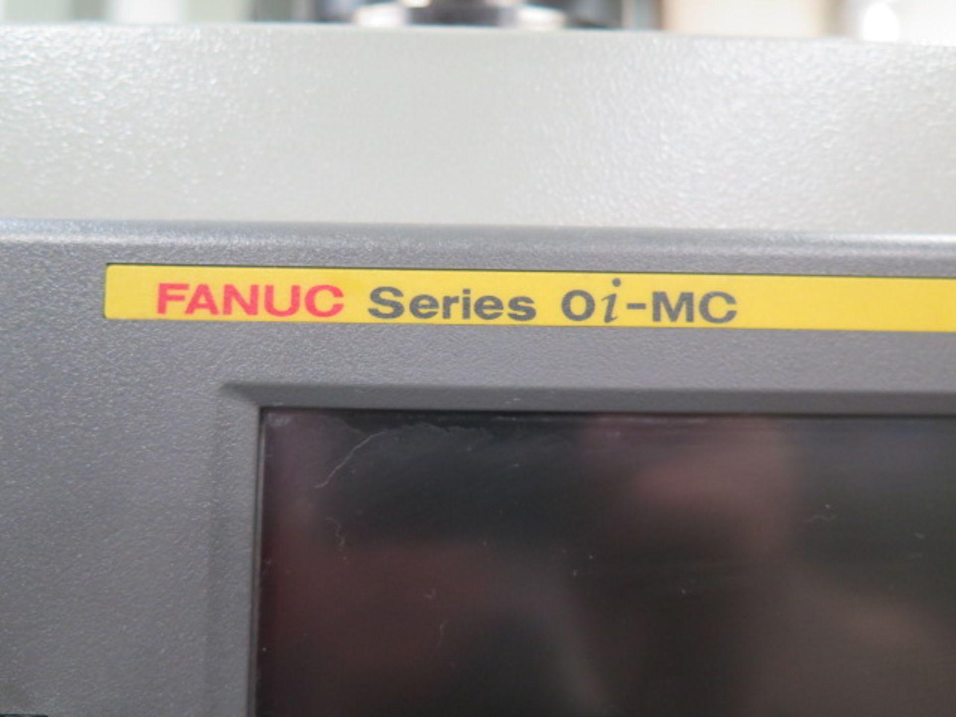 2004 Hyundai WIA VX500 4-Axis CNC VMC s/n VX5000882 w/ Hyundai WIA Fanuc i- Series, SOLD AS IS - Image 8 of 23