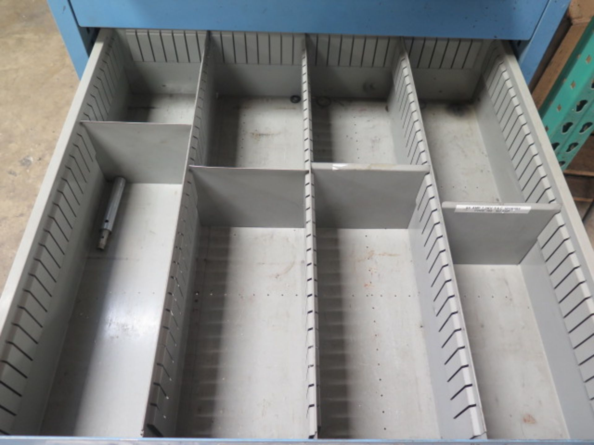 Lyon 8-Drawer Tooling Cabinet w/ Misc (SOLD AS-IS - NO WARRANTY) - Image 9 of 10
