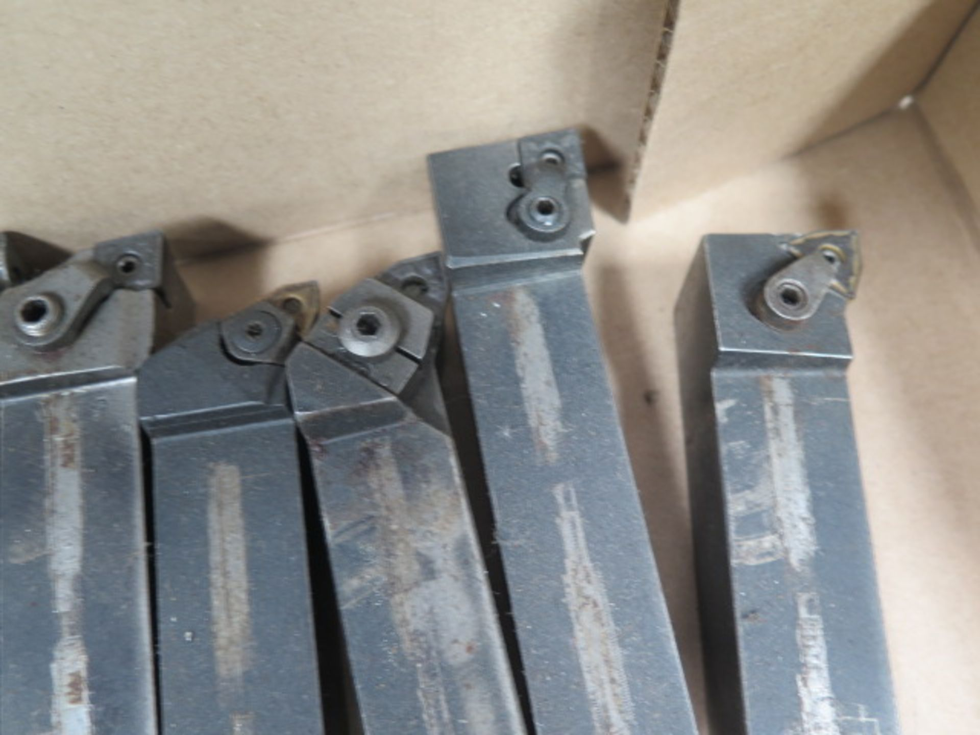Insert Turning Tools (SOLD AS-IS - NO WARRANTY) - Image 5 of 5