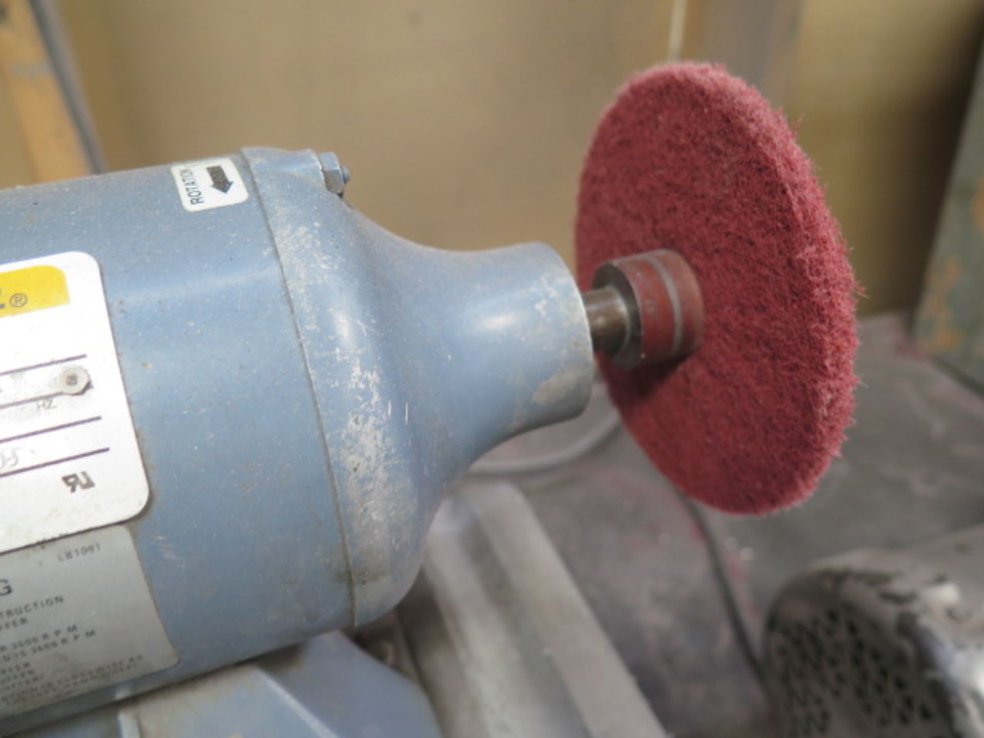 Baldor Bench Buffer (SOLD AS-IS - NO WARRANTY) - Image 3 of 4