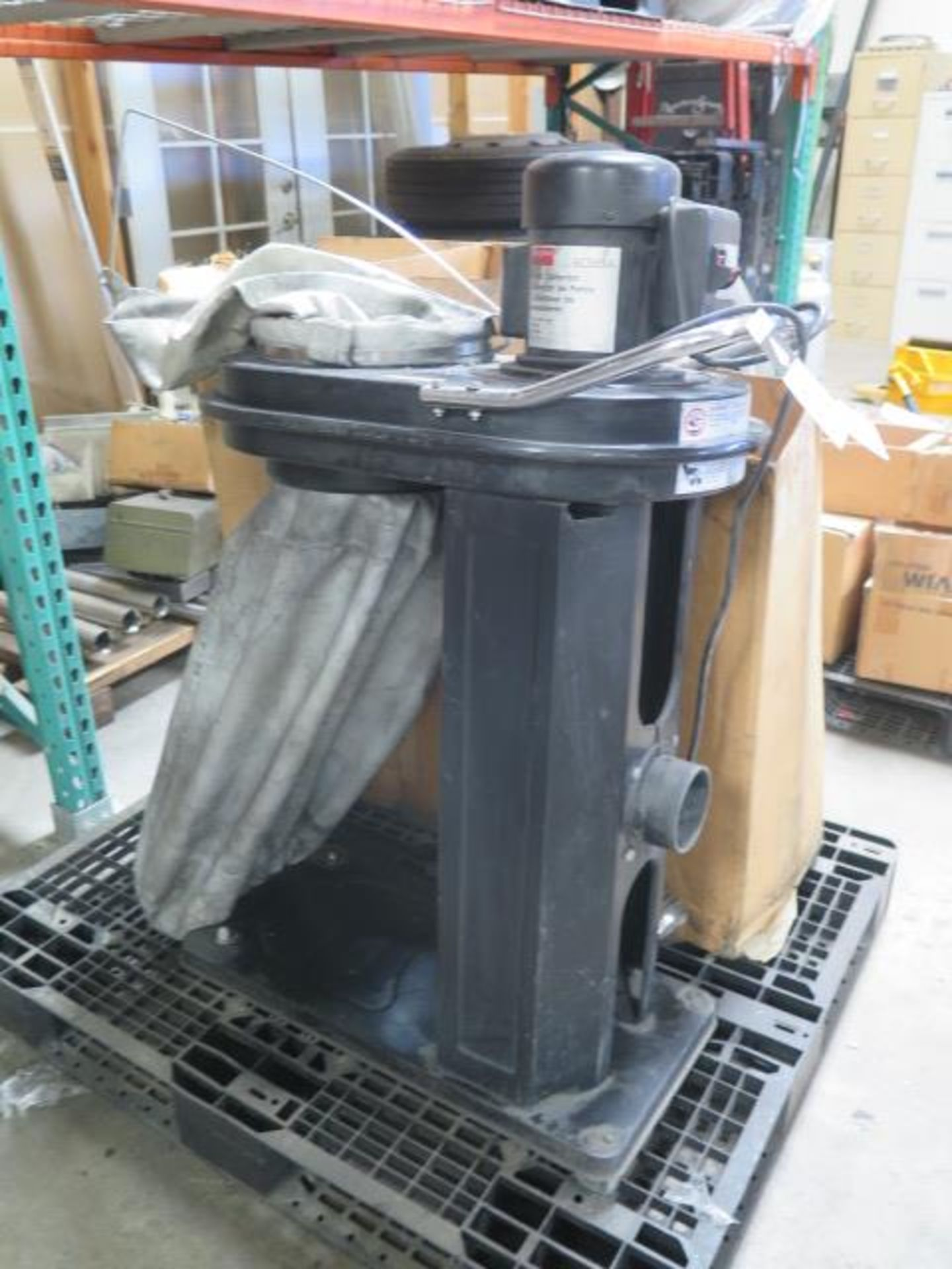 Dayton Dust Collector (SOLD AS-IS - NO WARRANTY) - Image 2 of 5