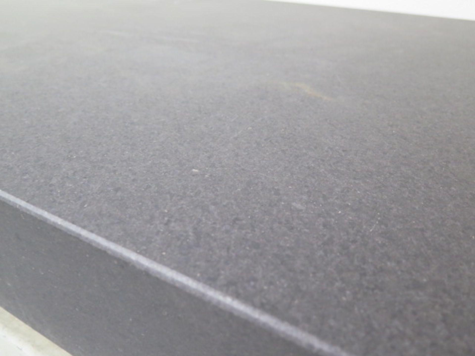 """Mojave 24"""" x 36"""" x 5"""" 2-Ledge Granite Surface Plate w/ Roll Stand (SOLD AS-IS - NO WARRANTY) - Image 4 of 4"""