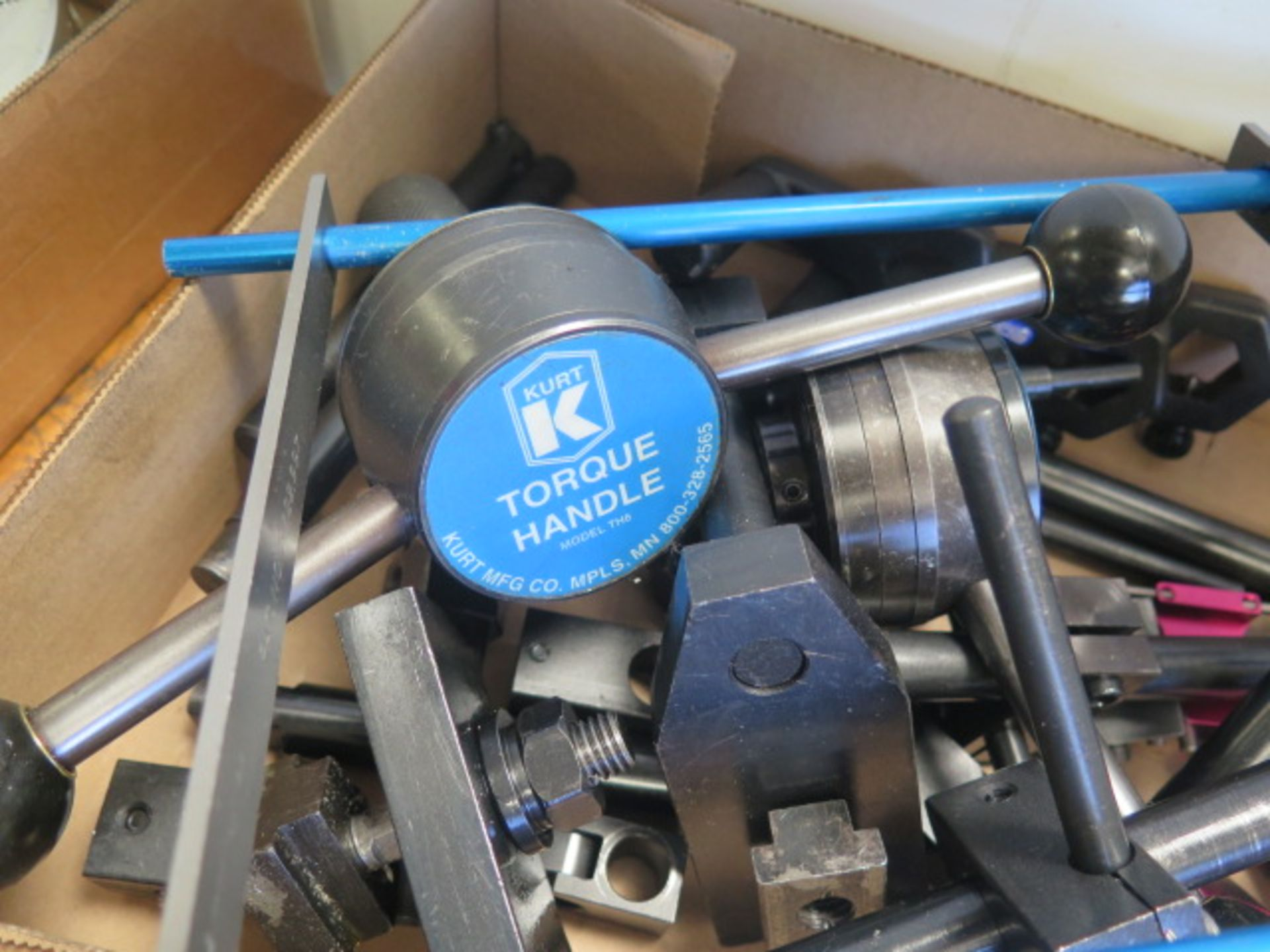 Mill Stops and Vise Handles (SOLD AS-IS - NO WARRANTY) - Image 3 of 4