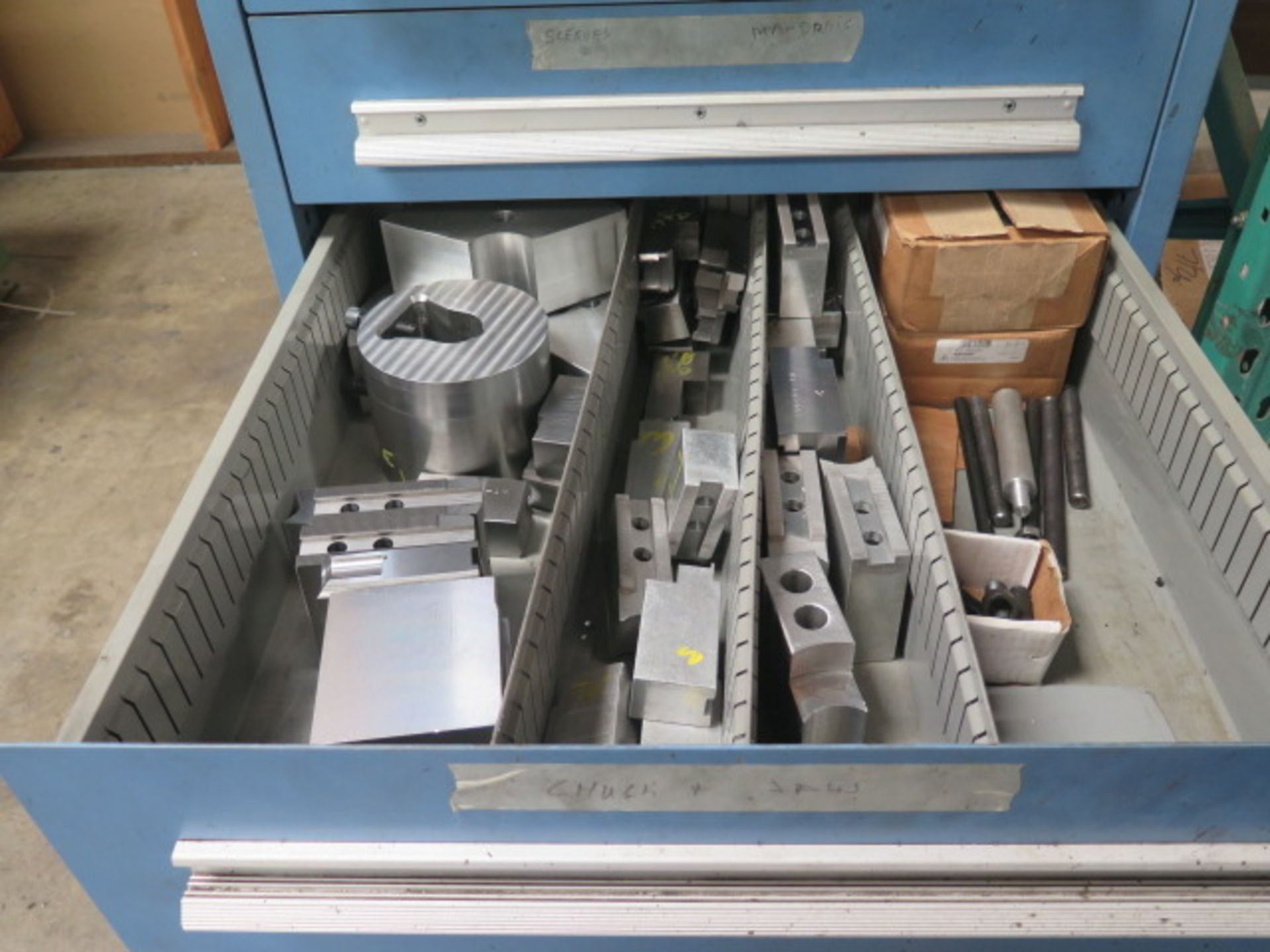 Lyon 8-Drawer Tooling Cabinet w/ Misc (SOLD AS-IS - NO WARRANTY) - Image 8 of 10