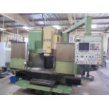 Mori Seiki MV-35/35 CNC VMC s/n 148 w/ Fanuc Controls, 20-Station ATC, BT-35, SOLD AS IS