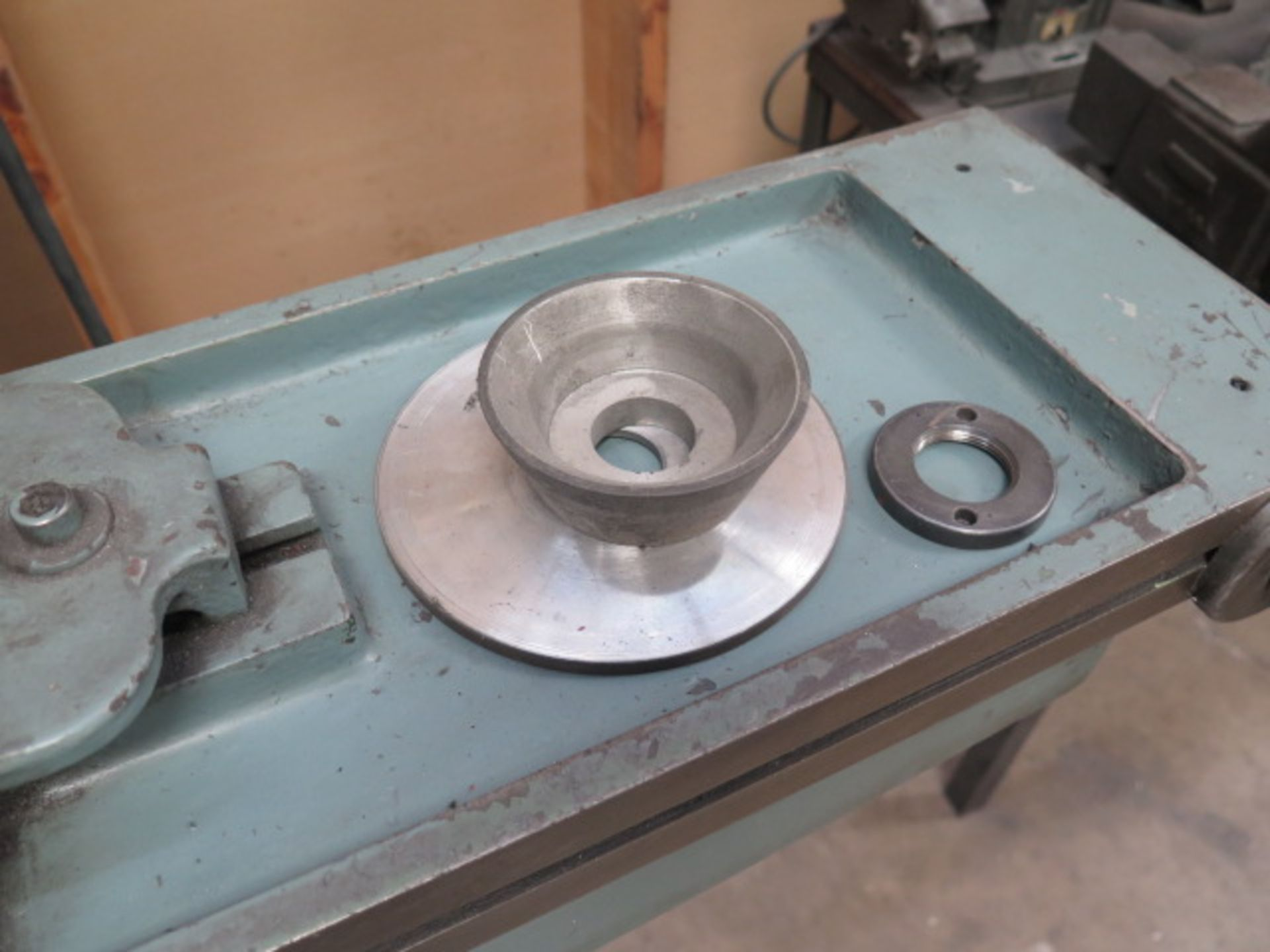 """Reid 618HA 6"""" x 18"""" Surface Grinder s/n 14554 w/ Magnetic Chuck (SOLD AS-IS - NO WARRANTY) - Image 9 of 9"""