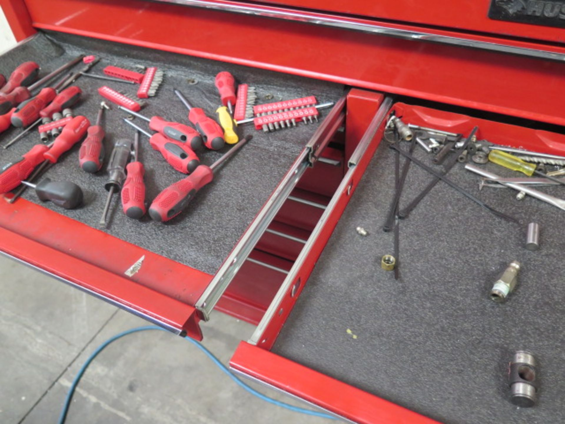 Roll-A-Way Tool Box w/ Misc Tools (SOLD AS-IS - NO WARRANTY) - Image 3 of 6