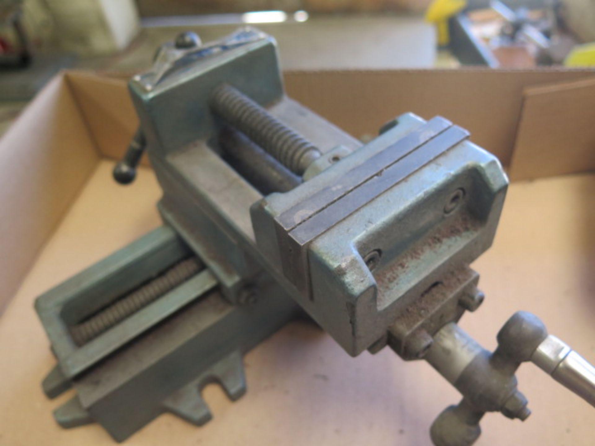 Wilton Cross Slide Vise (SOLD AS-IS - NO WARRANTY) - Image 3 of 6