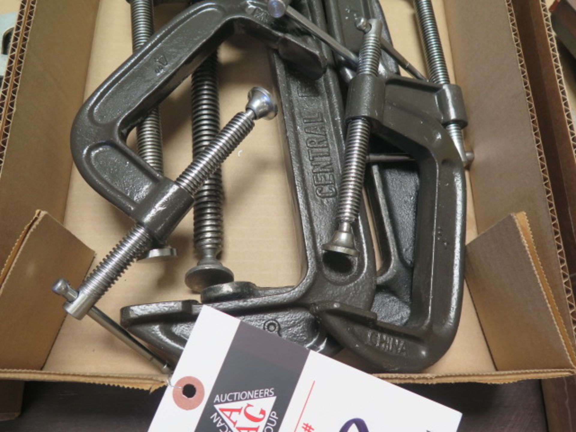 C-Clamps (SOLD AS-IS - NO WARRANTY) - Image 4 of 4