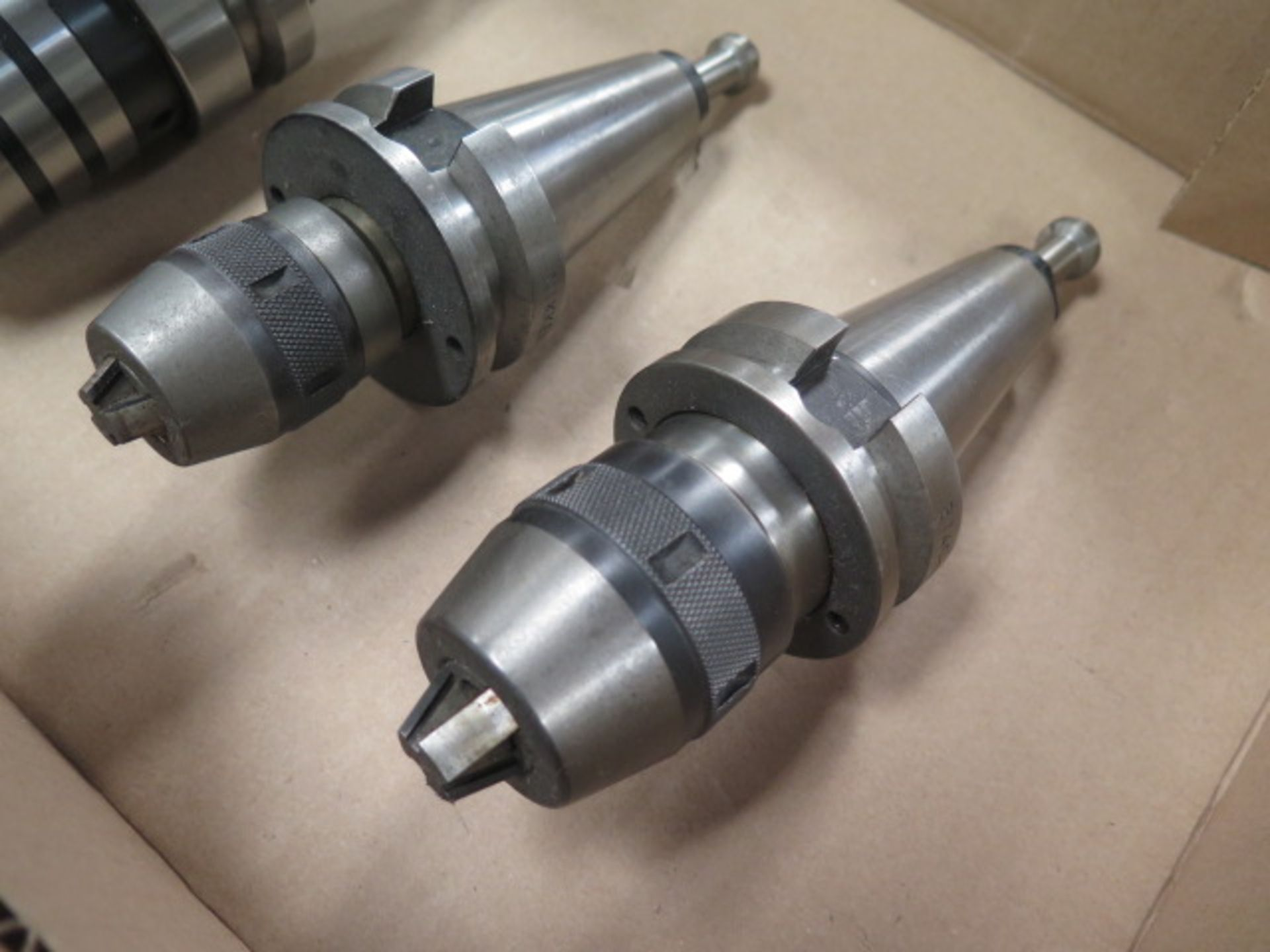 BT-40 Taper Drill Chucks (4) (SOLD AS-IS - NO WARRANTY) - Image 4 of 4