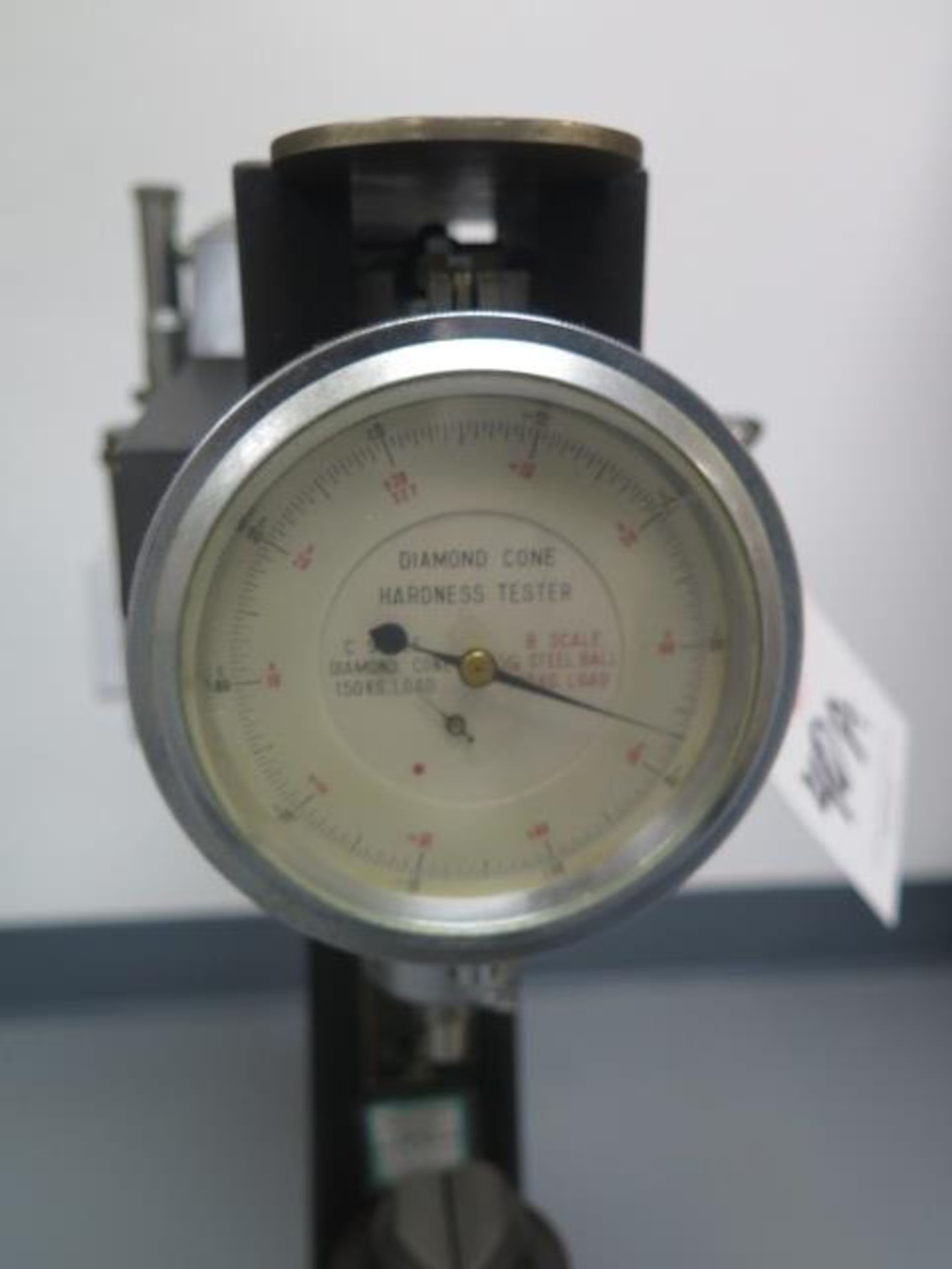 Rockwell Hardness Tester w/ Accessories (SOLD AS-IS - NO WARRANTY) - Image 3 of 9