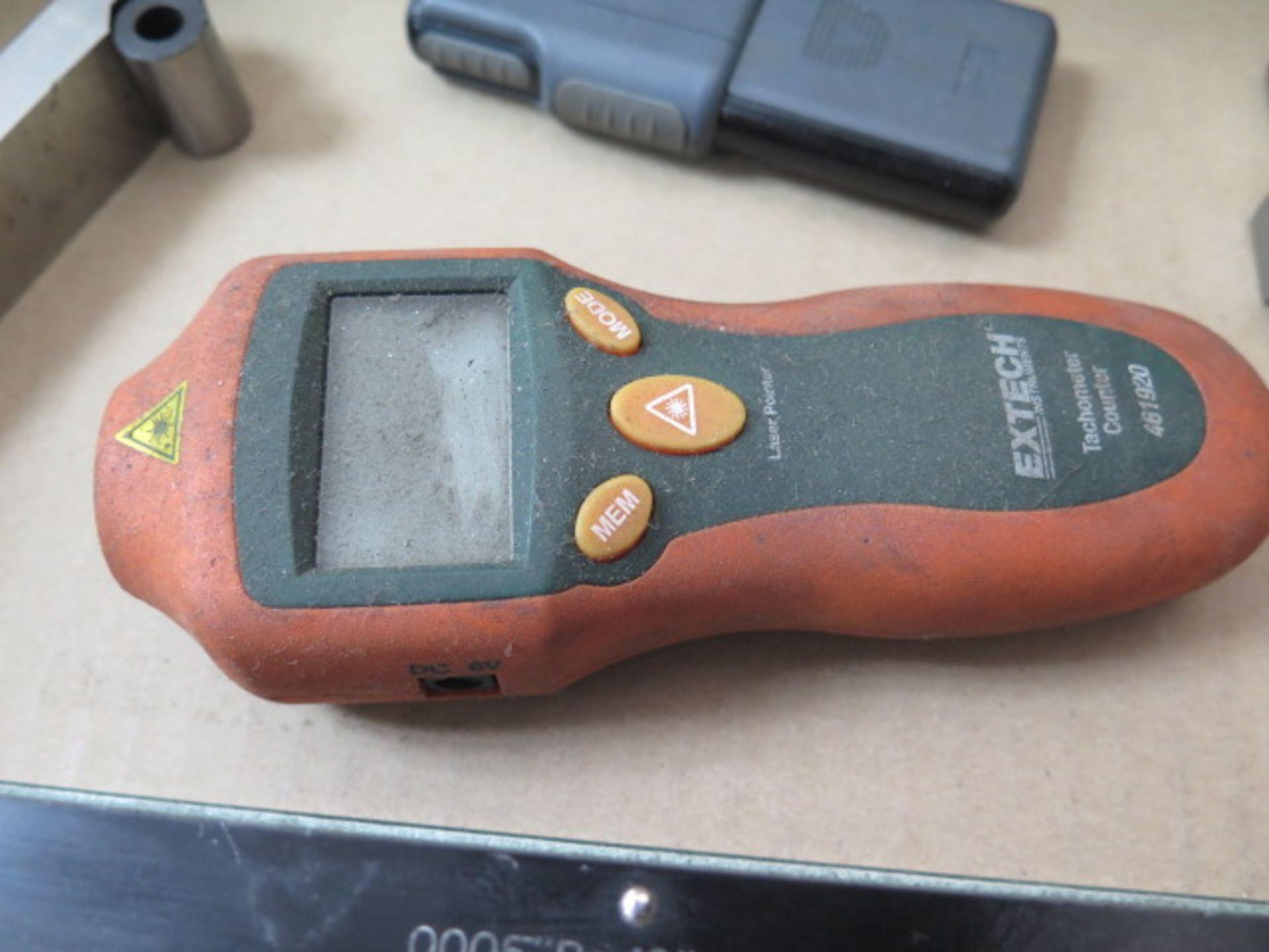 """SPI 8"""" Master Level, Sine Bar, Squaresand Extech Digital Tachometer (SOLD AS-IS - NO WARRANTY) - Image 6 of 7"""
