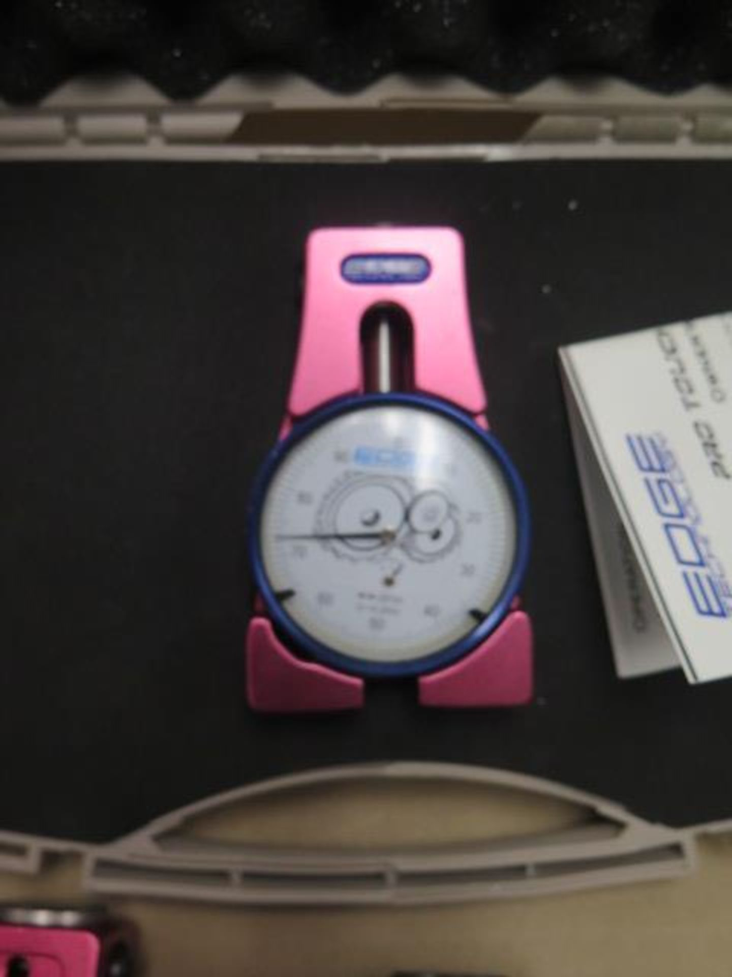 Edge Technology Pro Touch Off Gages (2) and Magnetic Base Touch Off Gage (SOLD AS-IS - NO WARRANTY) - Image 2 of 4