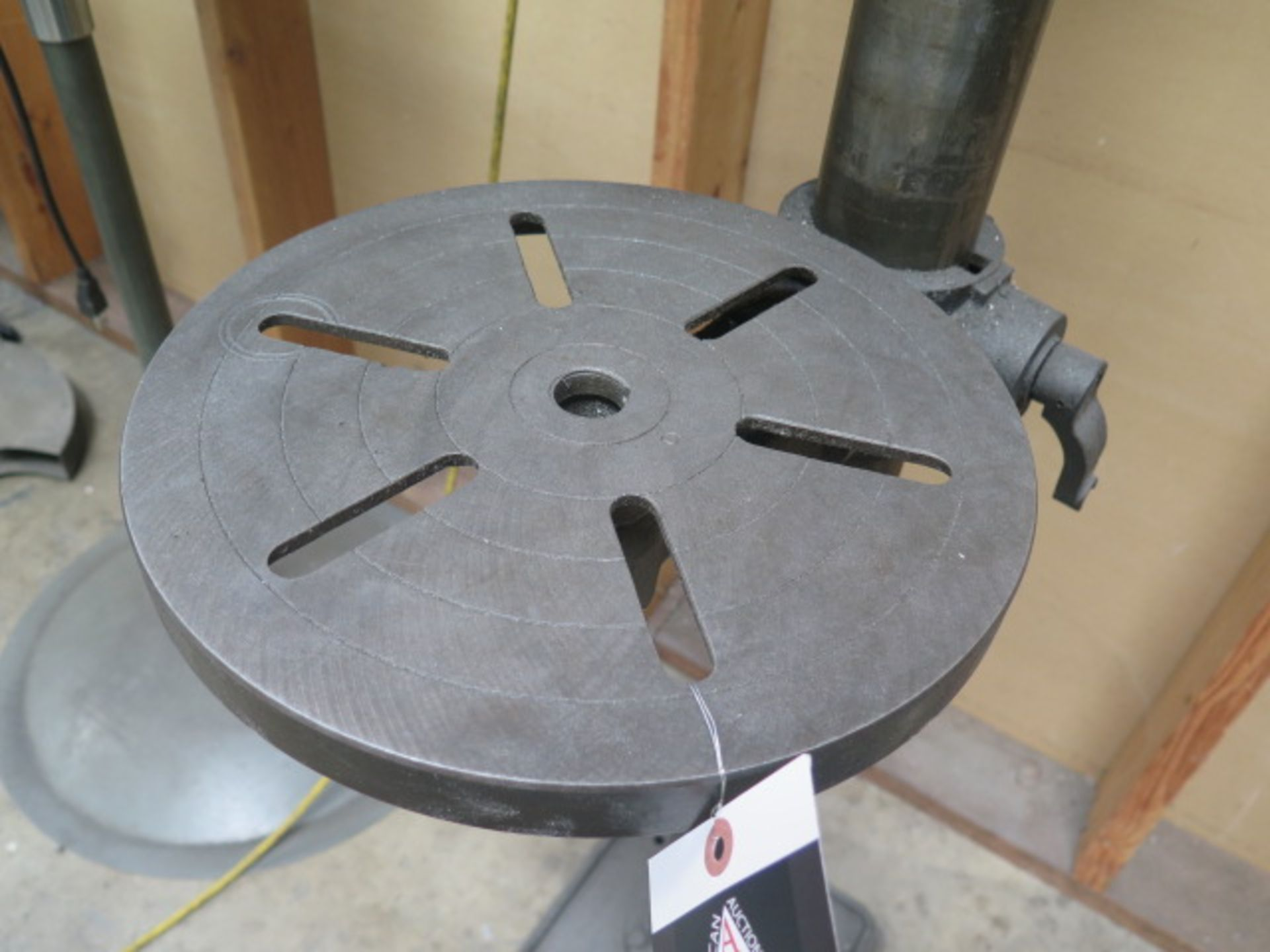Jet Pedestal Drill Press (SOLD AS-IS - NO WARRANTY) - Image 6 of 7
