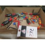 Torx Wrenches (SOLD AS-IS - NO WARRANTY)