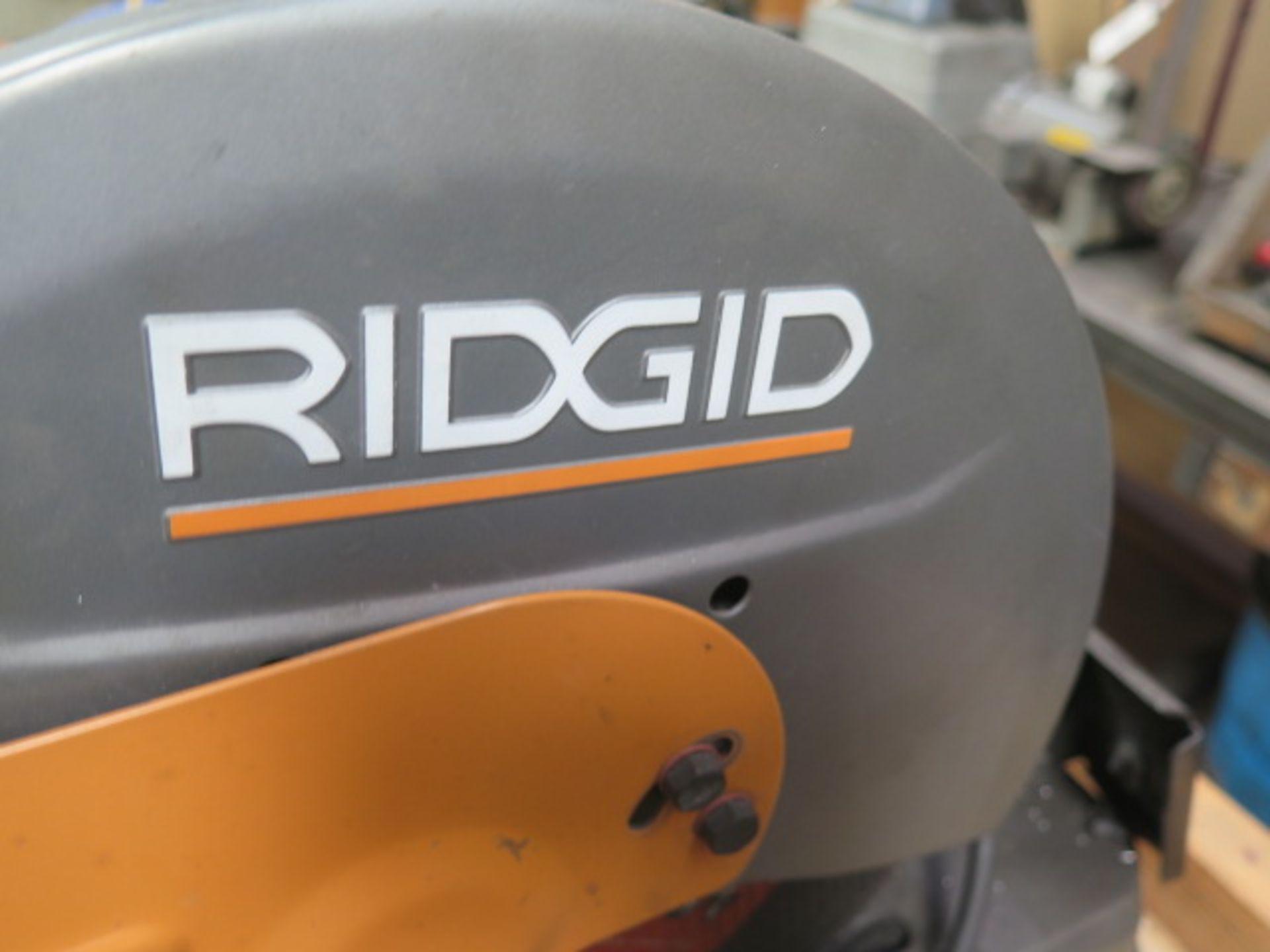 Ridgid Abrasive Cutoff Saw (SOLD AS-IS - NO WARRANTY) - Image 3 of 5