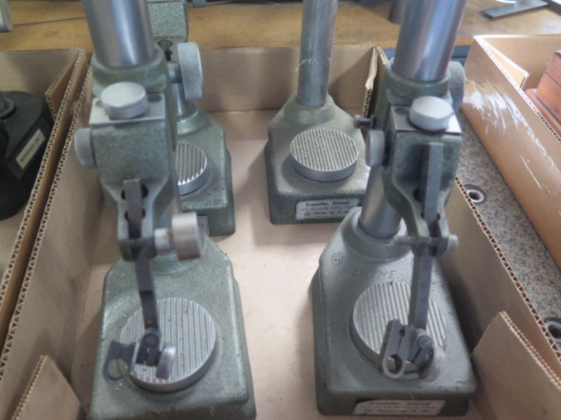 Mitutoyo Indicator Stands (4) (SOLD AS-IS - NO WARRANTY) - Image 5 of 5