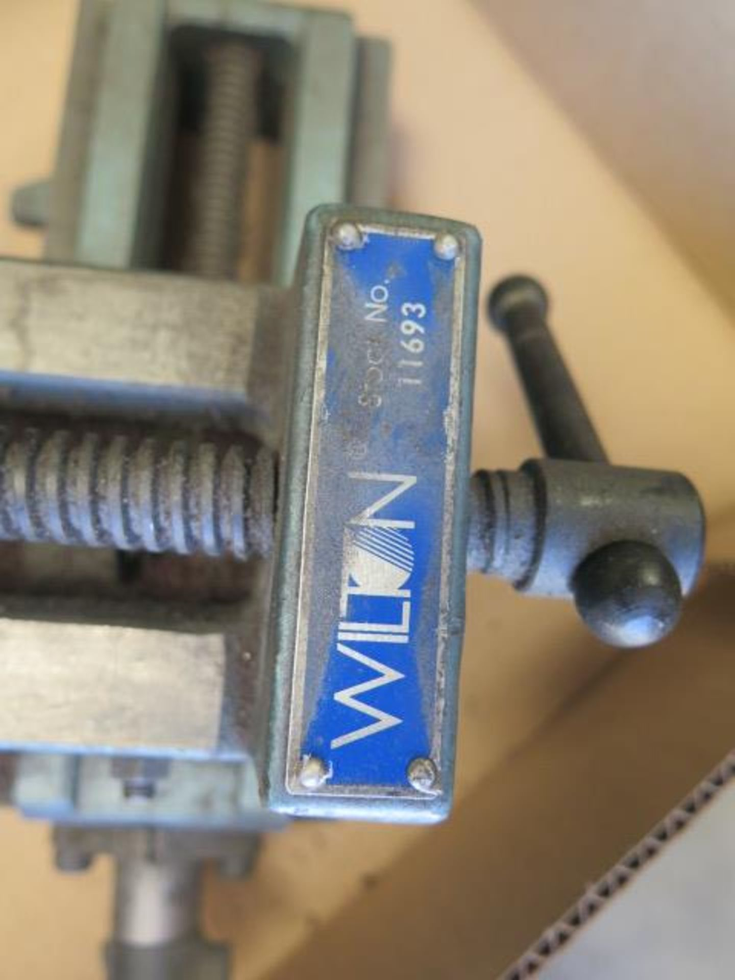 Wilton Cross Slide Vise (SOLD AS-IS - NO WARRANTY) - Image 6 of 6