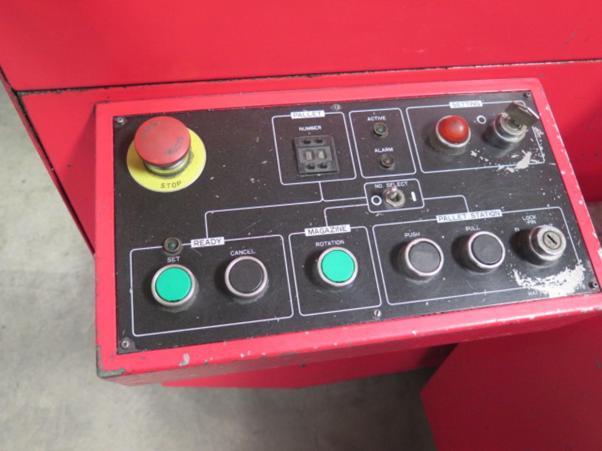 1992 Matsuura MC-450H-30-PC II 10-Pallet CNC Horizontal Machining Center s/n 910609609, SOLD AS IS - Image 18 of 23