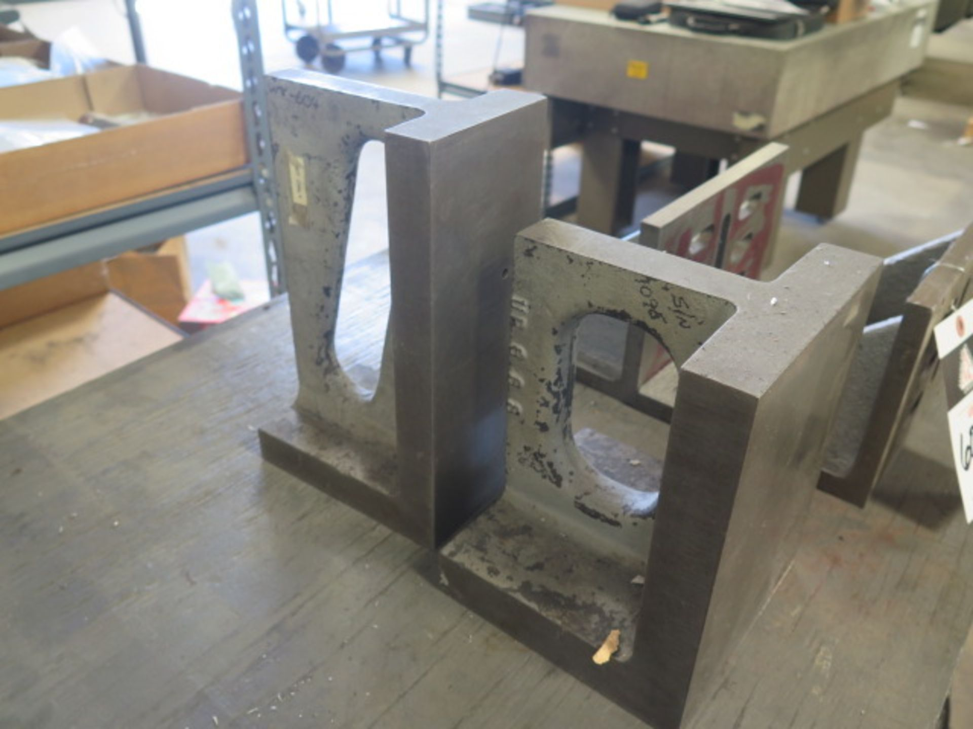 Angle Plates (4) (SOLD AS-IS - NO WARRANTY) - Image 2 of 4