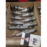 CAT-40 Taper Tooling (10) (SOLD AS-IS - NO WARRANTY)