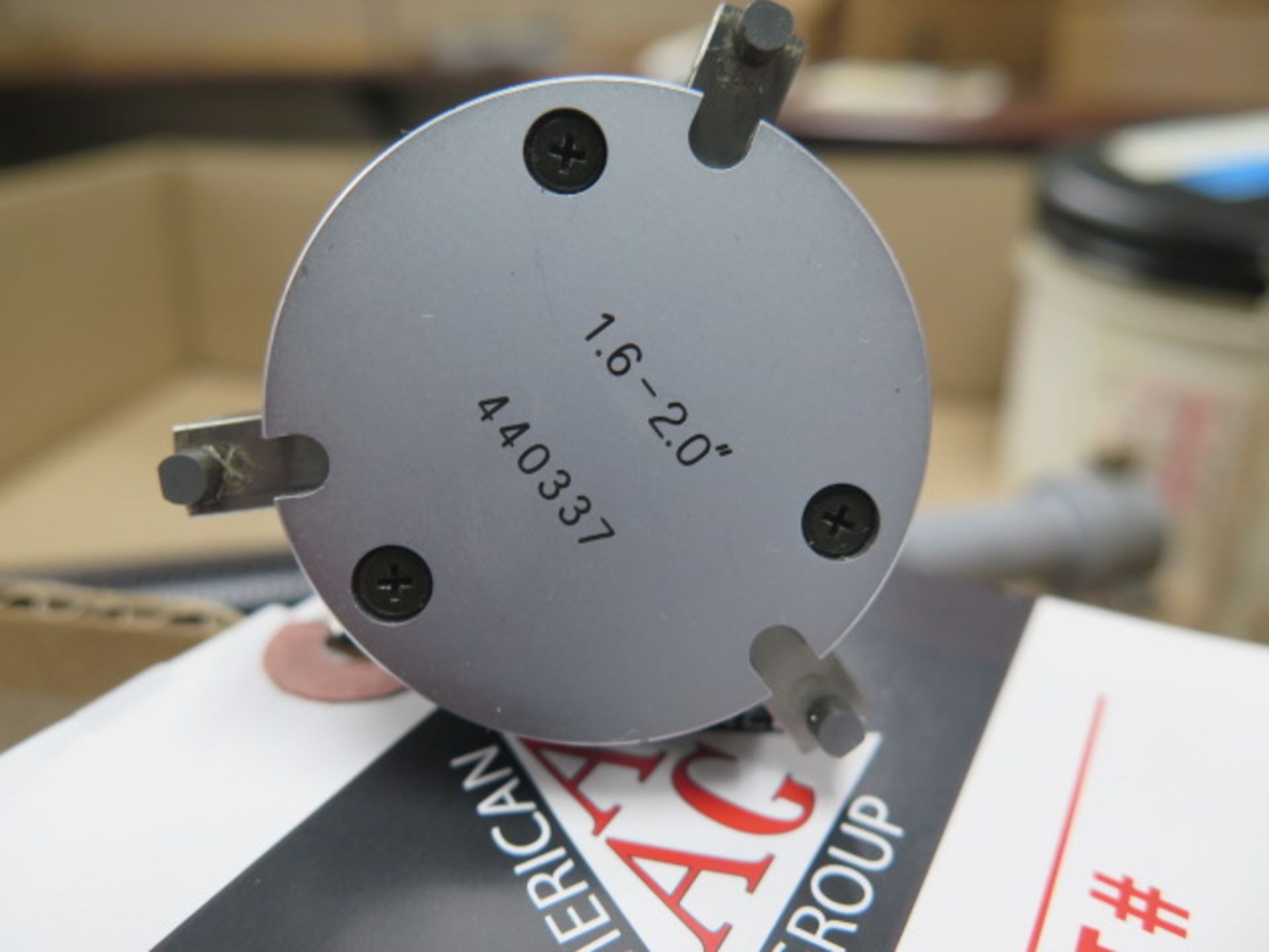 """Mitutoyo 1.6""""-2.0"""" and 1.2""""-1.6"""" Digital Bore Mics w/ Standards (SOLD AS-IS - NO WARRANTY) - Image 5 of 9"""
