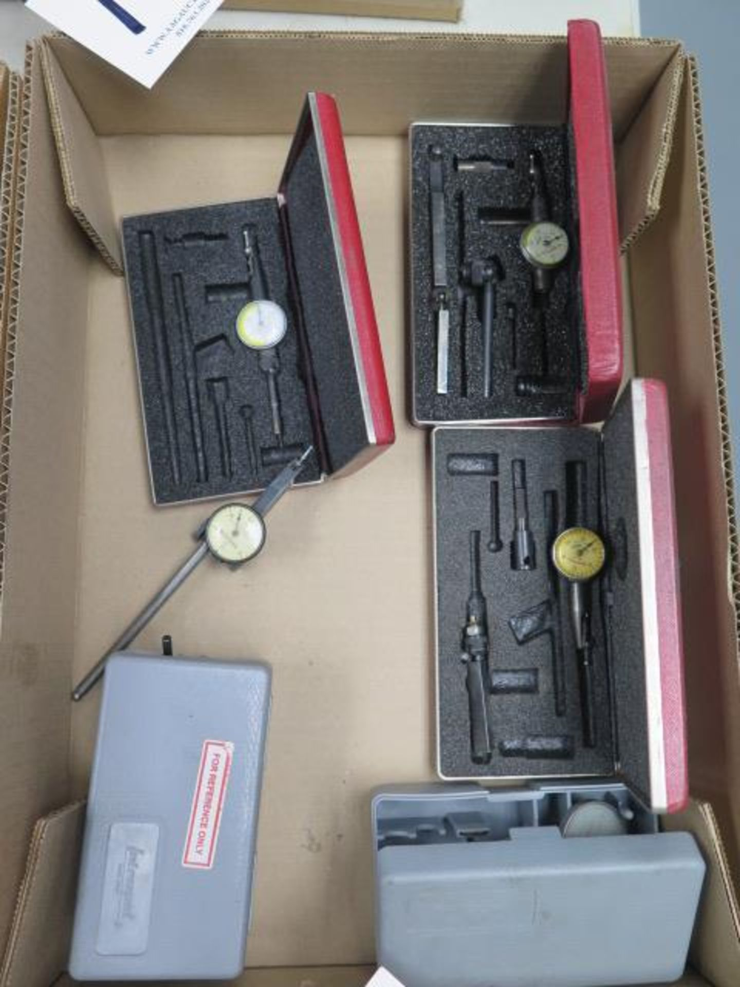 Dial Test Indicators (6) (SOLD AS-IS - NO WARRANTY) - Image 2 of 7
