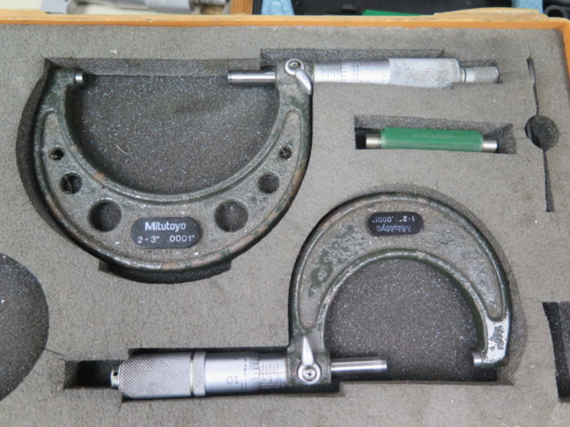 Mitutoyo OD Mics (7) (SOLD AS-IS - NO WARRANTY) - Image 6 of 7