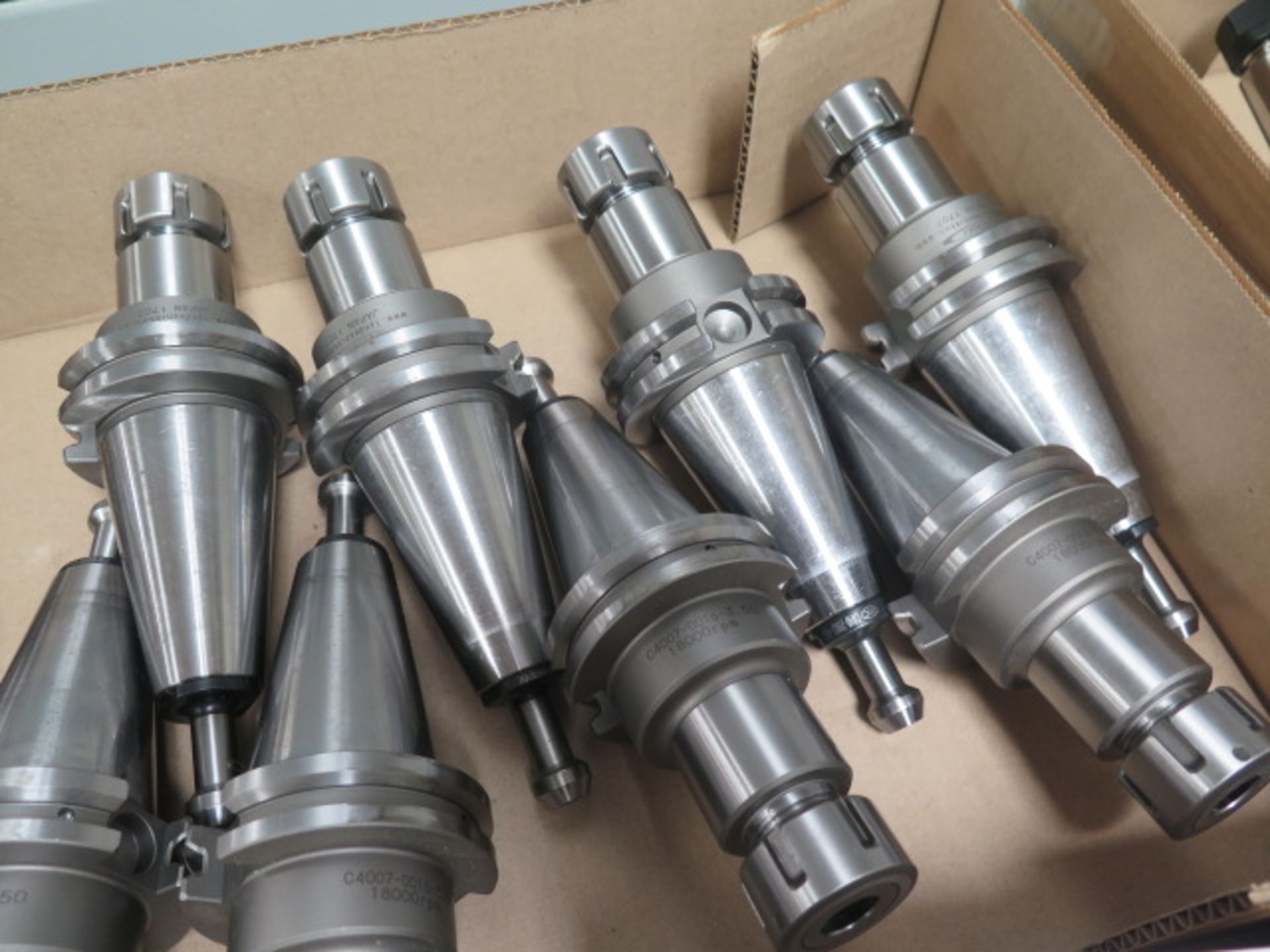CAT-40 Taper 18,000 RPM Balanced ER20 Collet Chucks (10) (SOLD AS-IS - NO WARRANTY) - Image 4 of 5
