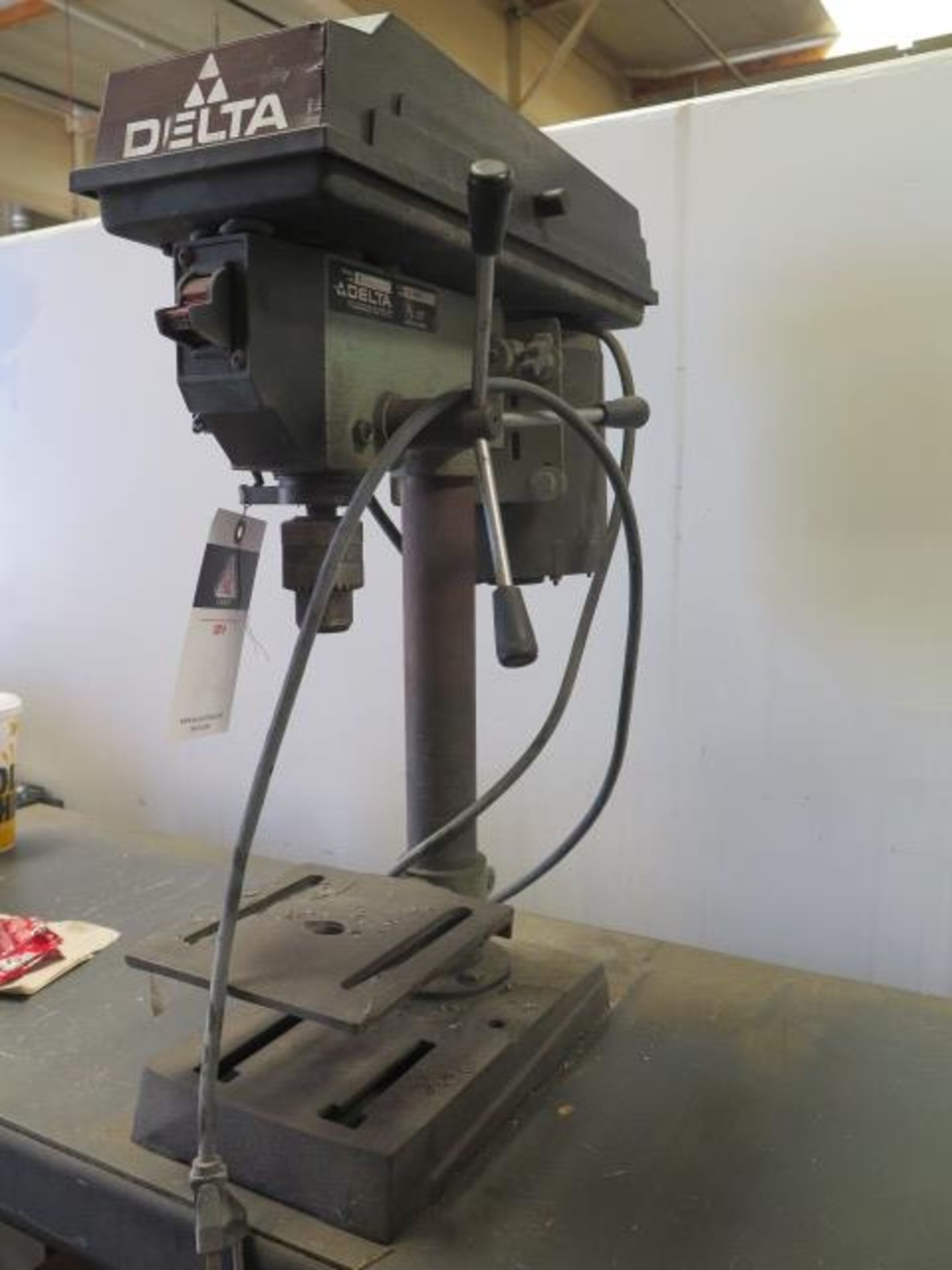 Delta Table Model Drill Press (SOLD AS-IS - NO WARRANTY) - Image 2 of 6