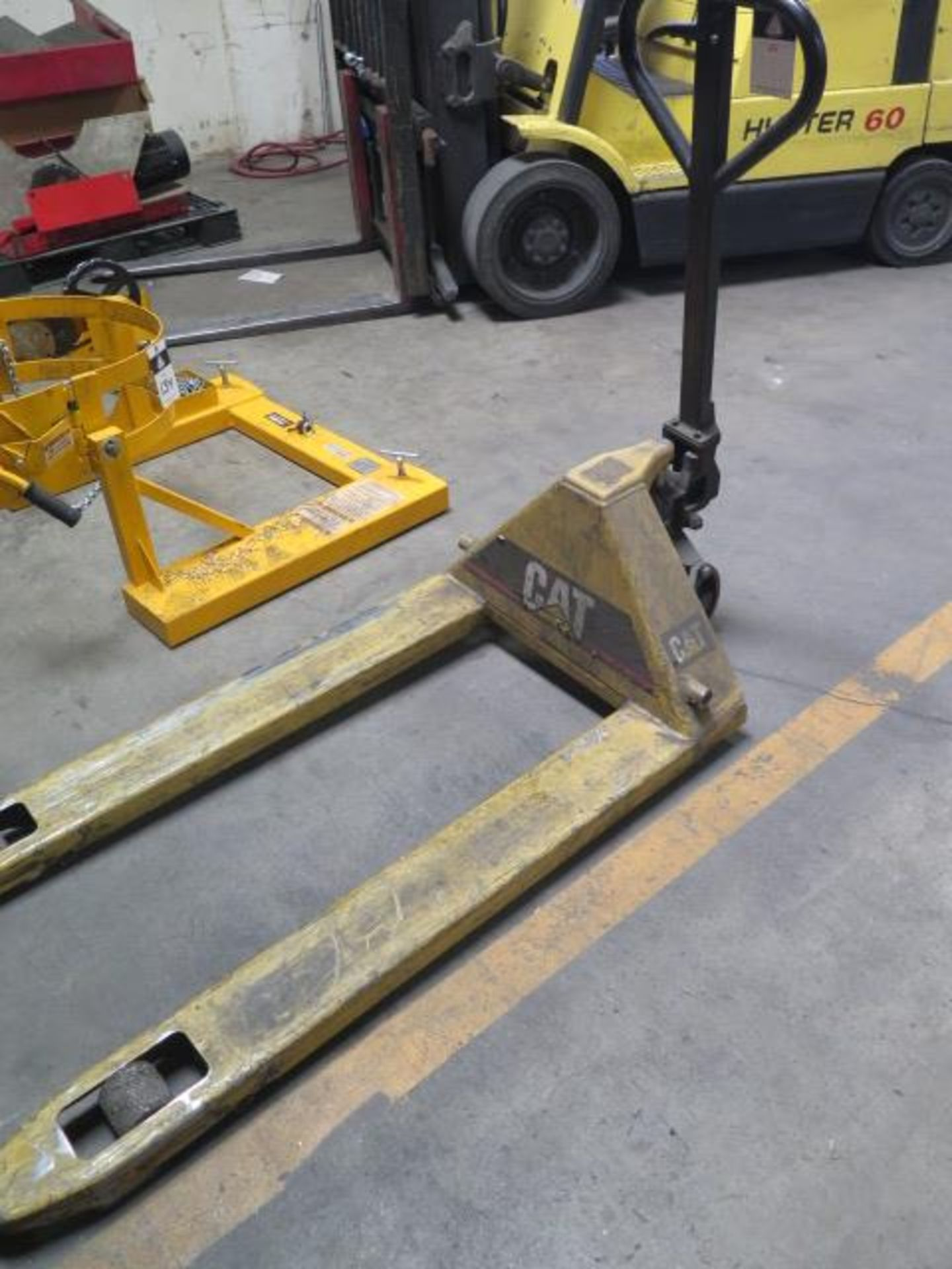 Caterpillar Pallet Jack (SOLD AS-IS - NO WARRANTY) - Image 2 of 3