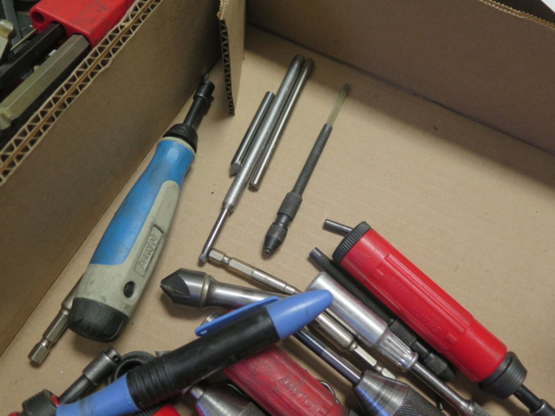 Deburring Tools (SOLD AS-IS - NO WARRANTY) - Image 3 of 5