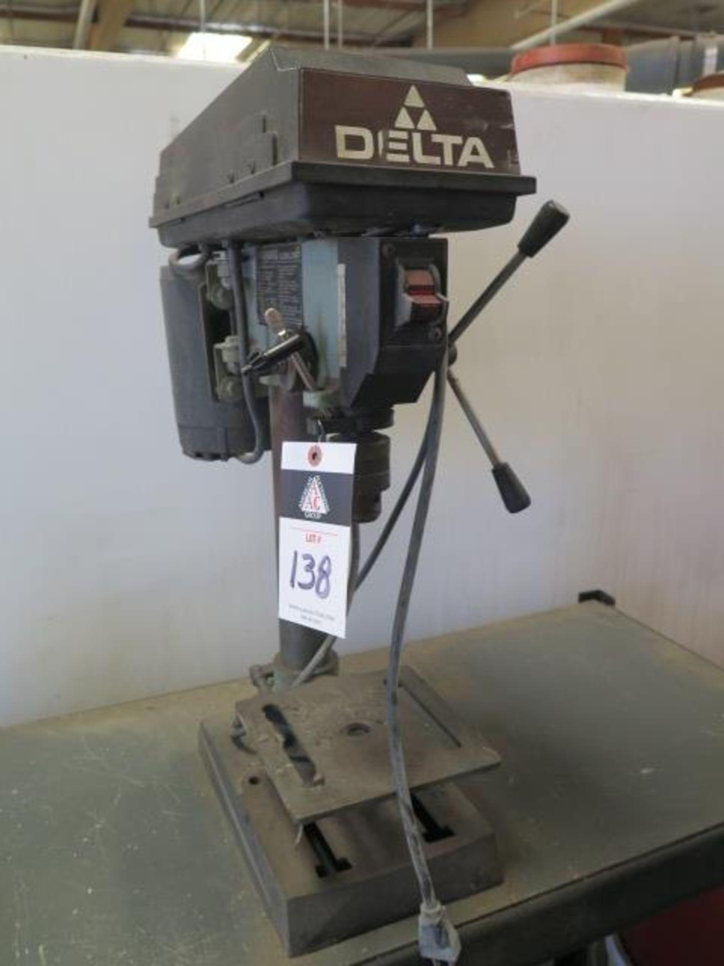 Delta Table Model Drill Press (SOLD AS-IS - NO WARRANTY)