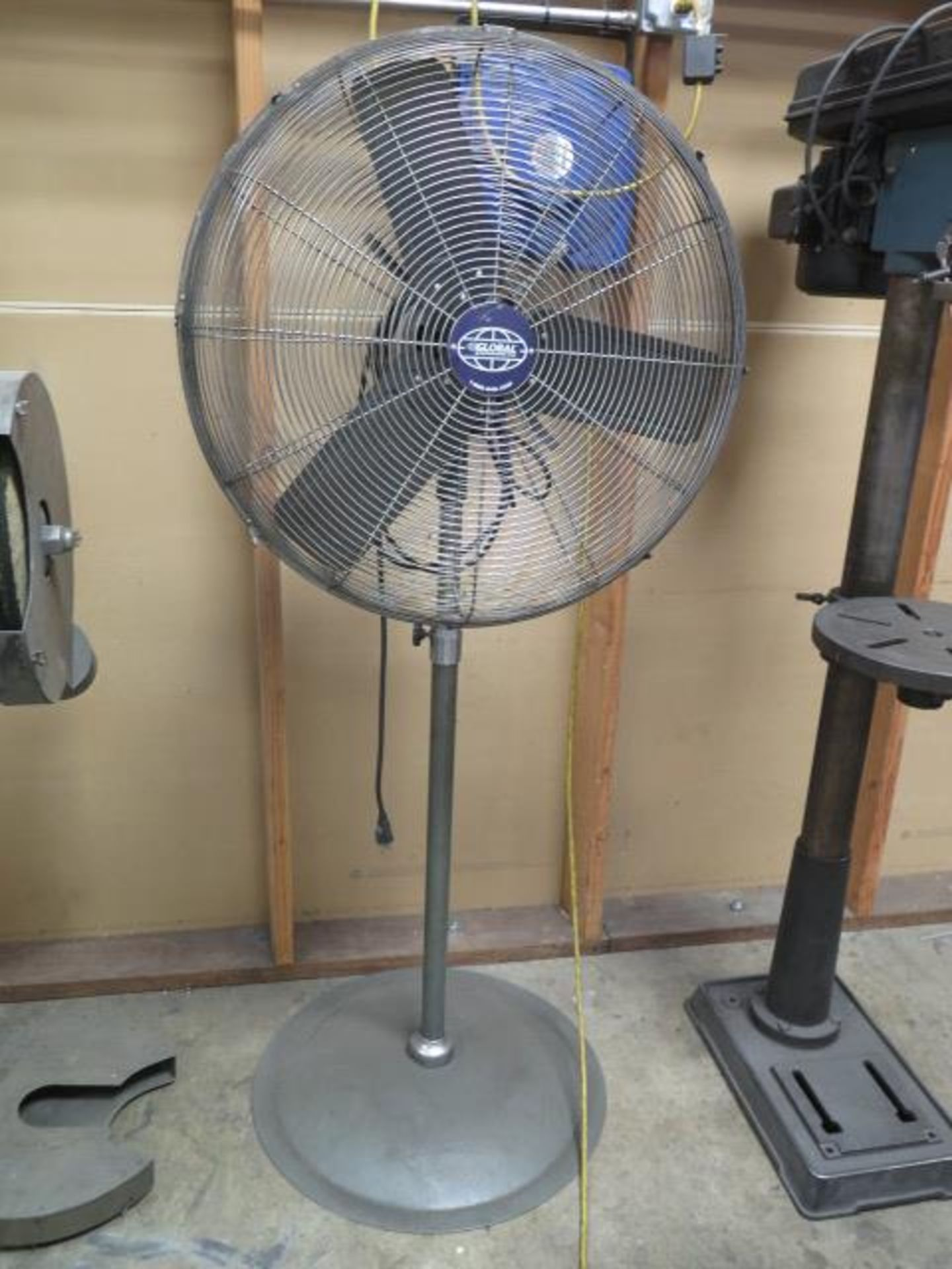Shop Fans (2) (SOLD AS-IS - NO WARRANTY) - Image 2 of 3