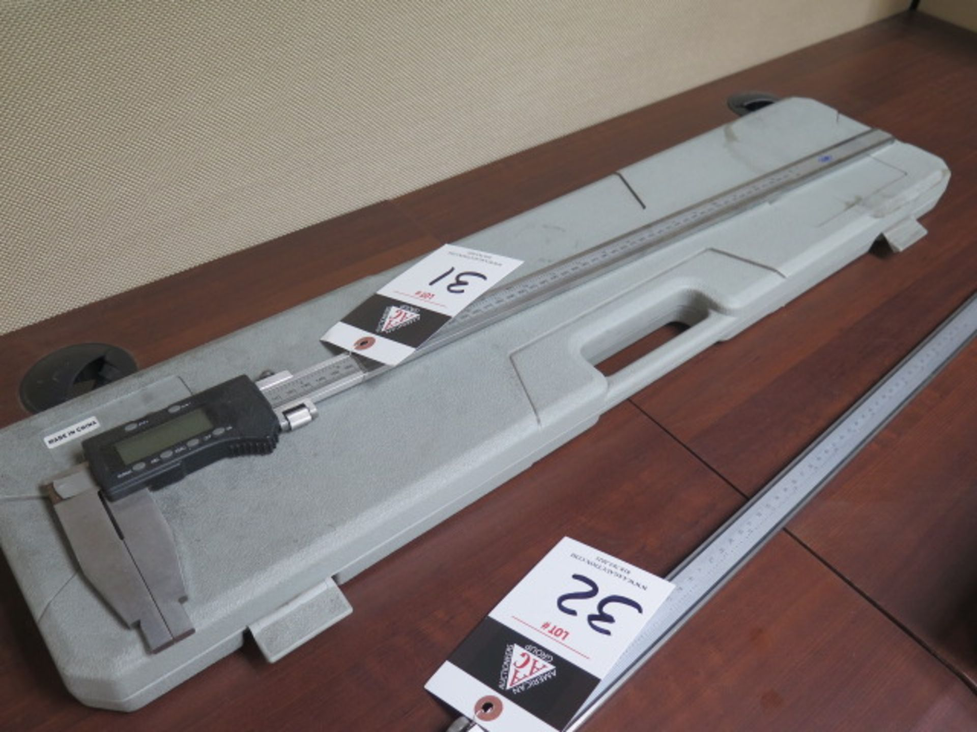 "CME 24"" Digital Caliper (SOLD AS-IS - NO WARRANTY)"