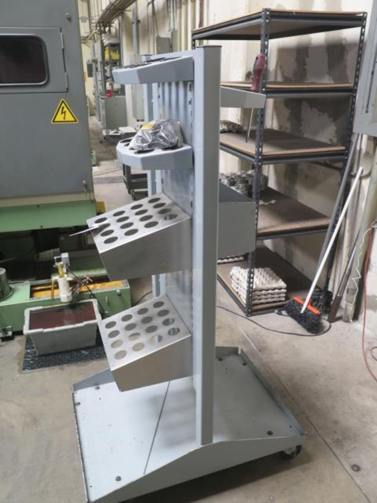 40-Taper Tooling Cart (SOLD AS-IS - NO WARRANTY) - Image 2 of 5