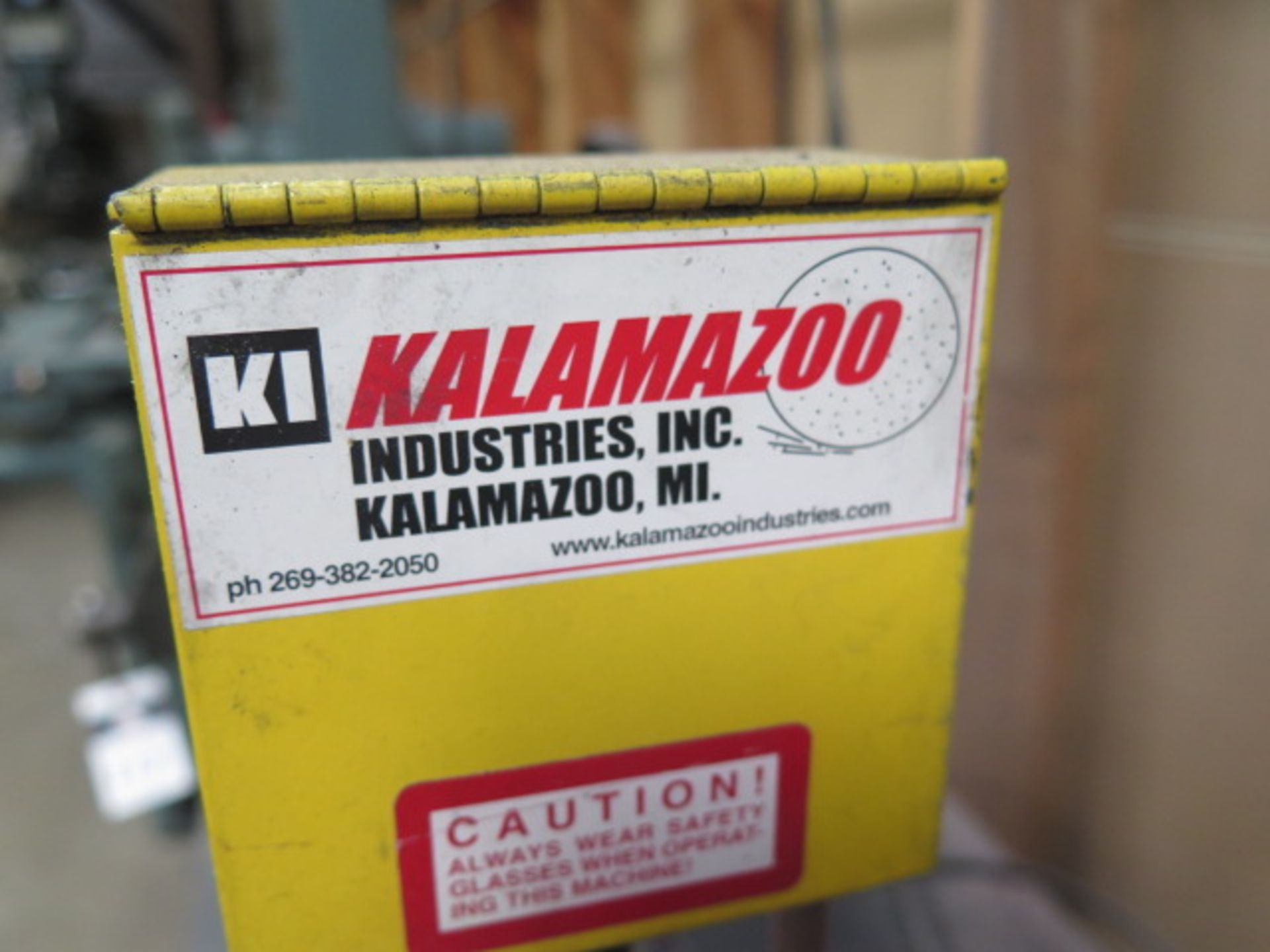 "Kalamazoo 1"" Belt Sander (SOLD AS-IS - NO WARRANTY) - Image 3 of 5"
