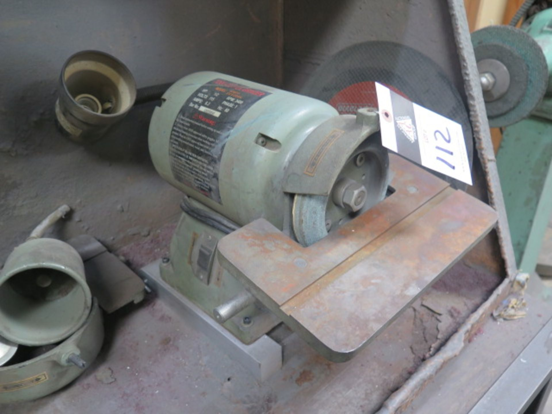 Import Carbide Tool Grinder (NEEDS REPAIR) (SOLD AS-IS - NO WARRANTY)
