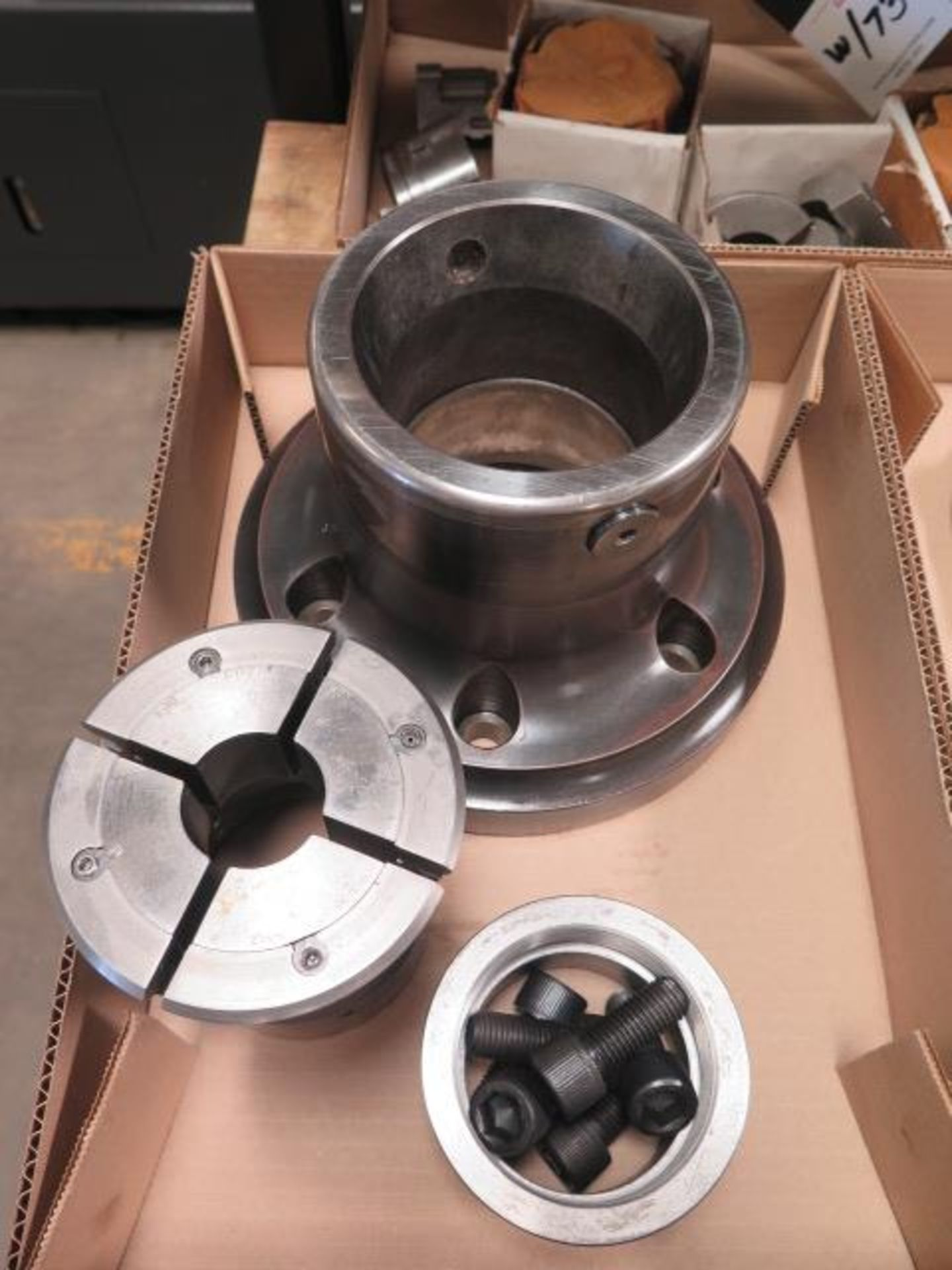 S30 Collet Pad Nose and Collet Pad Sets (4) (SOLD AS-IS - NO WARRANTY) - Image 2 of 5