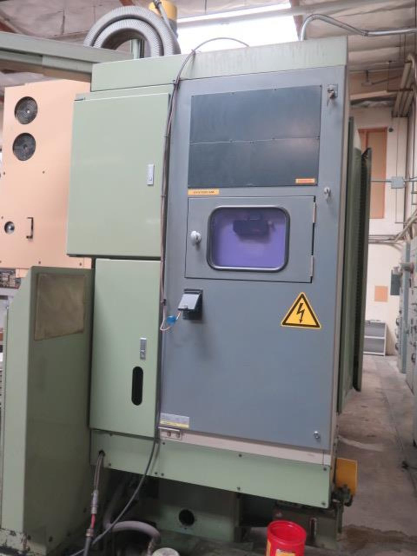 Mori Seiki MV-45/40 CNC VMC s/n 467 w/ Fanuc System 6M Controls, 20 ATC, SOLD AS IS - Image 12 of 14