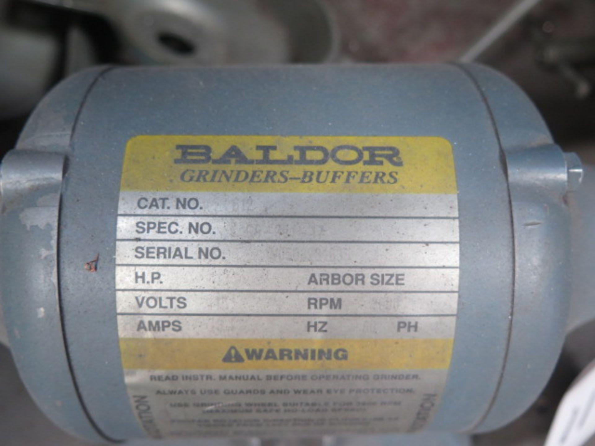Baldor Bench Grinder (SOLD AS-IS - NO WARRANTY) - Image 2 of 4