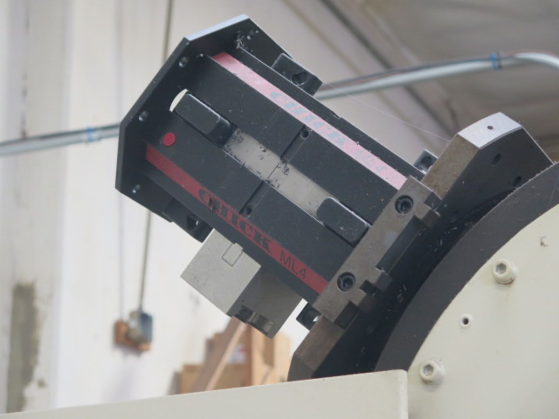 Tsugami MS3.10P Type MA3H 4-Axis 10-Pallet CNC HMC (HAS X-AXIS PROBLEM), SOLD AS IS - Image 12 of 20