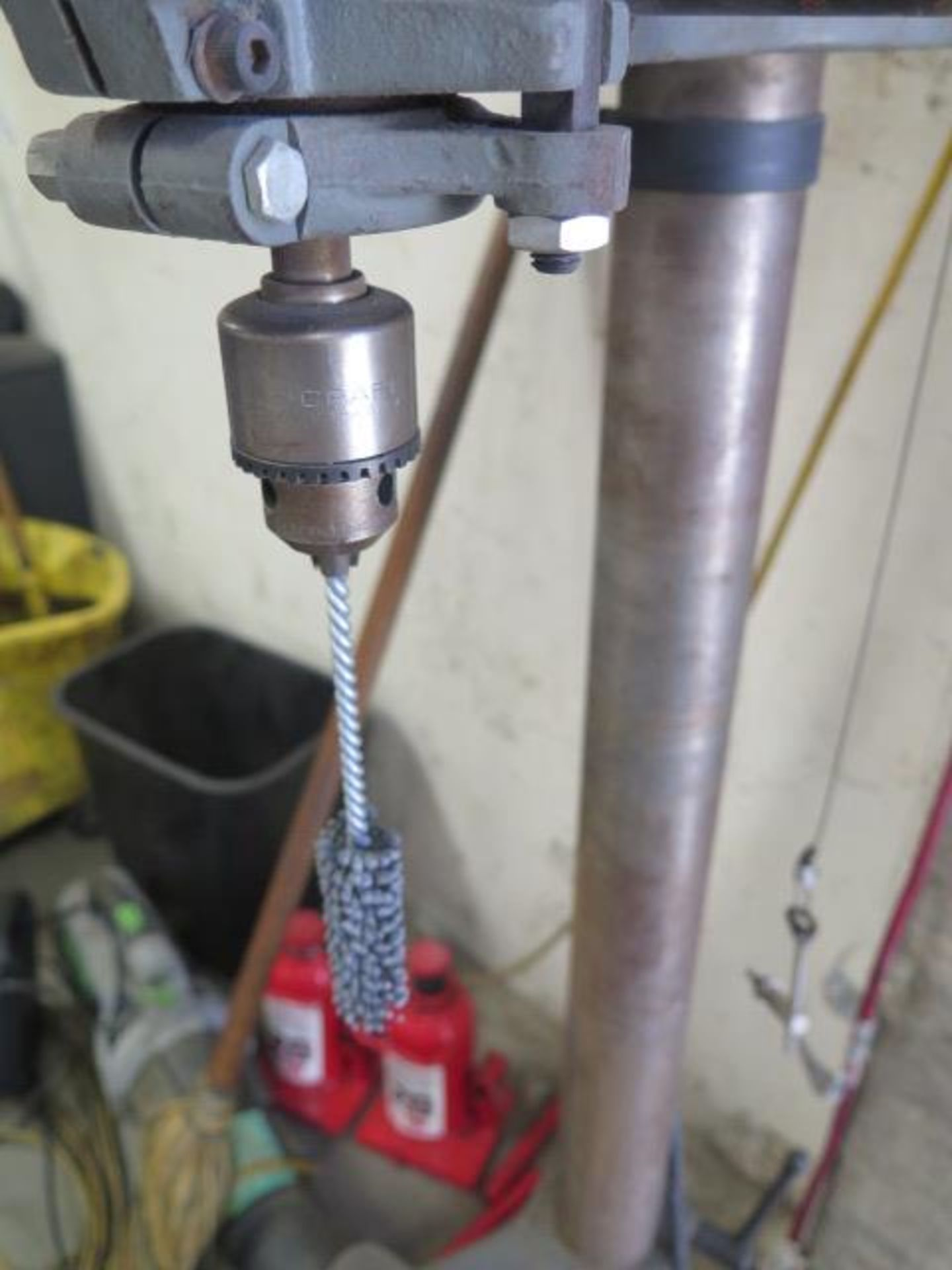 Rockwell Pedestal Drill Press (SOLD AS-IS - NO WARRANTY) - Image 4 of 6