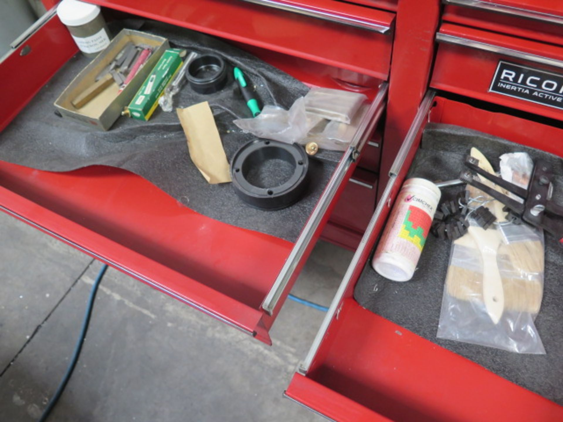 Roll-A-Way Tool Box w/ Misc Tools (SOLD AS-IS - NO WARRANTY) - Image 6 of 6