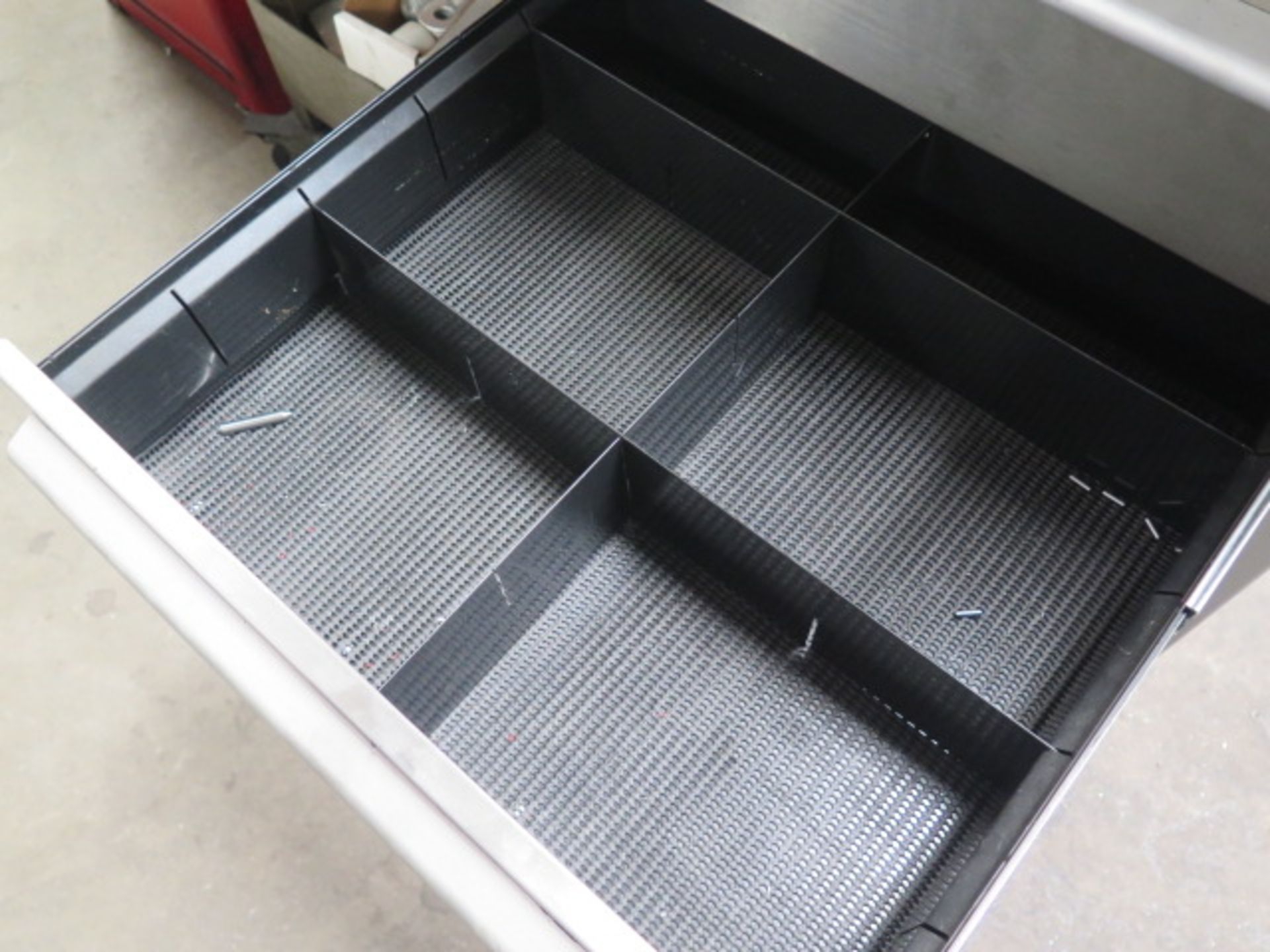 6-Drawer Tooling Cabinet w/ Chuck Jaws (SOLD AS-IS - NO WARRANTY) - Image 6 of 9
