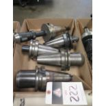 BT-50 Taper Tooling (5) (SOLD AS-IS - NO WARRANTY)